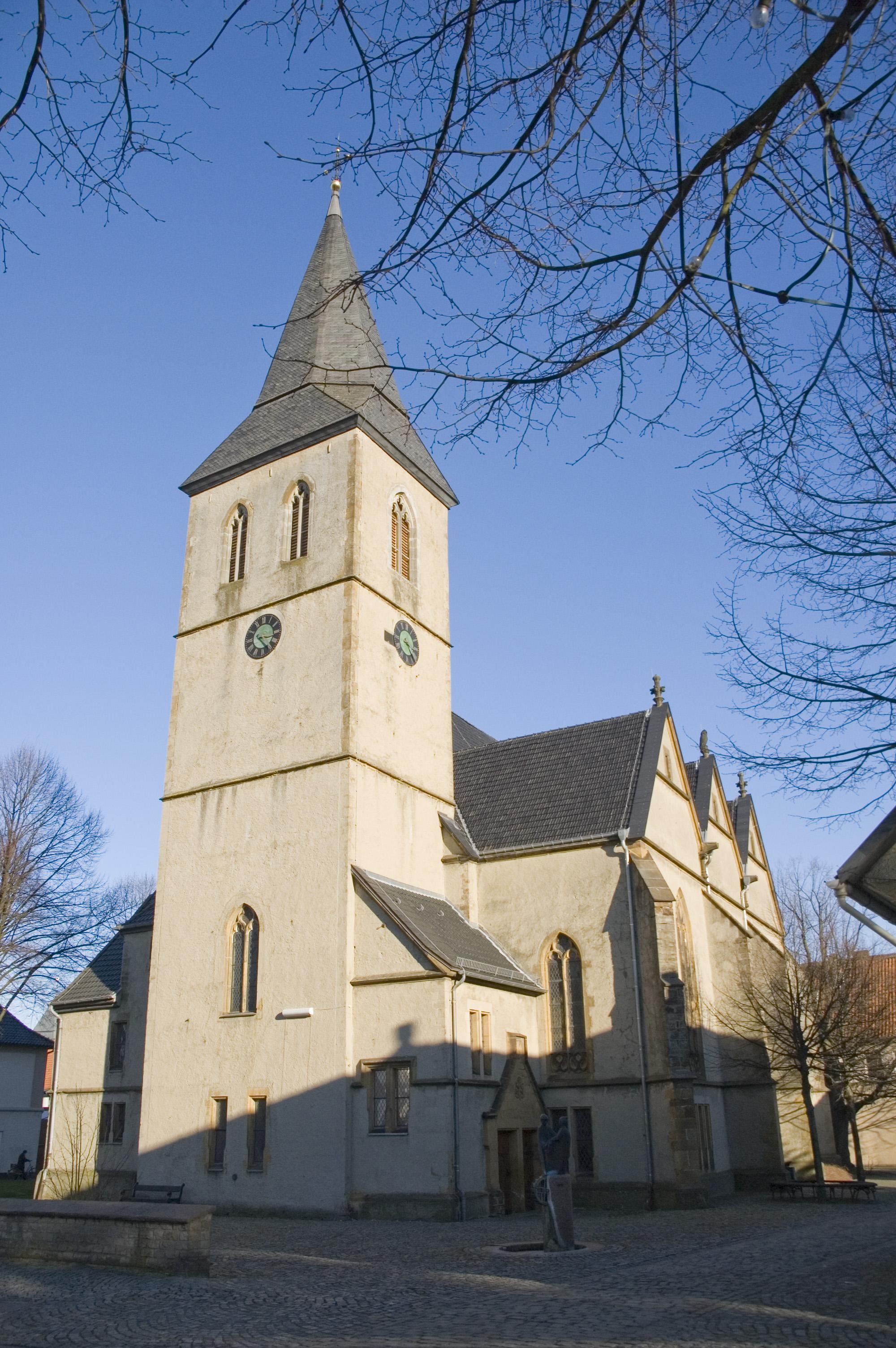 St. Dionysius-Kirche Preußisch Oldendorf