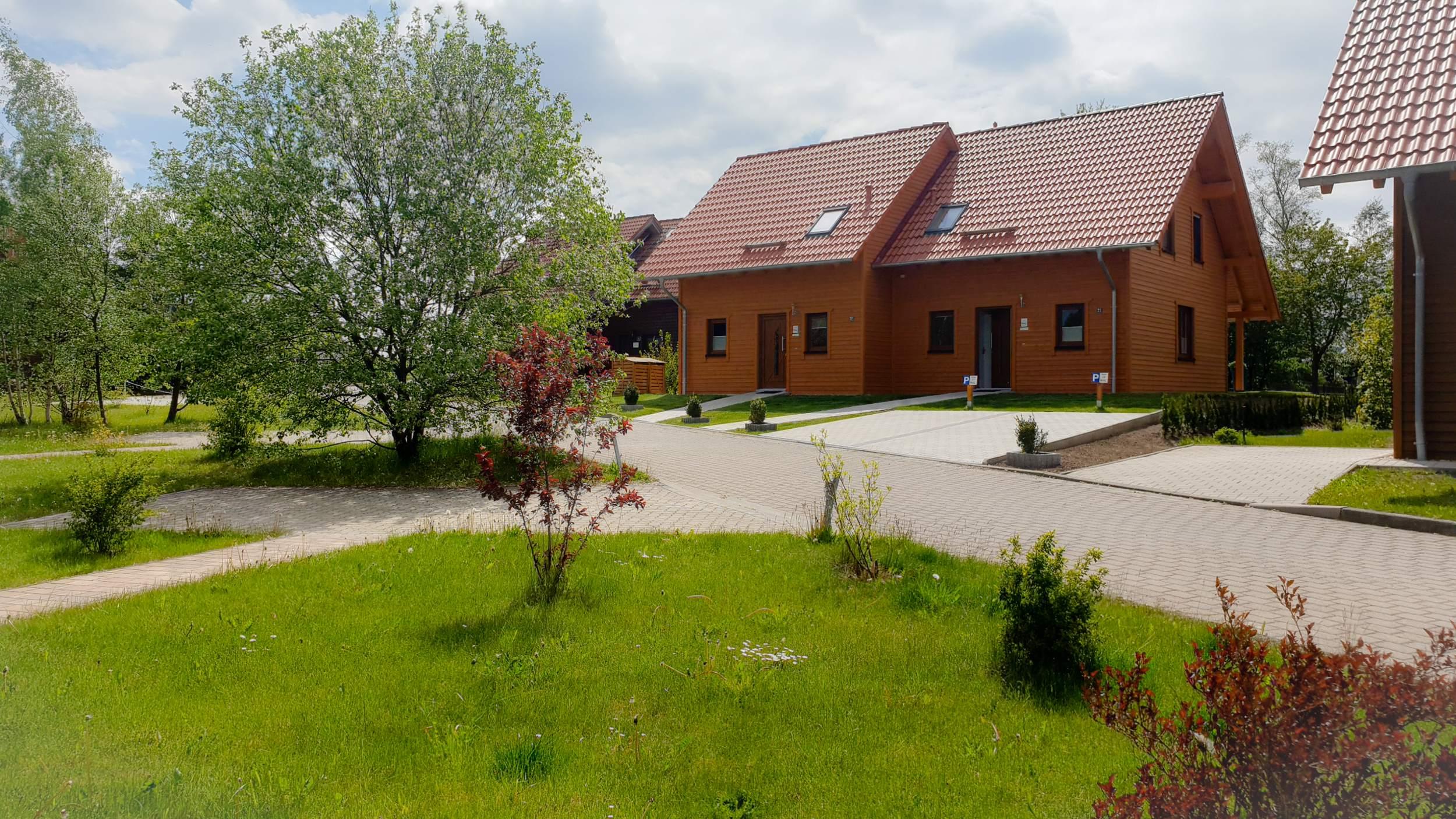 Ferienhäuser im Barbarossaweg Hasselfelde - Agena und Ankaa