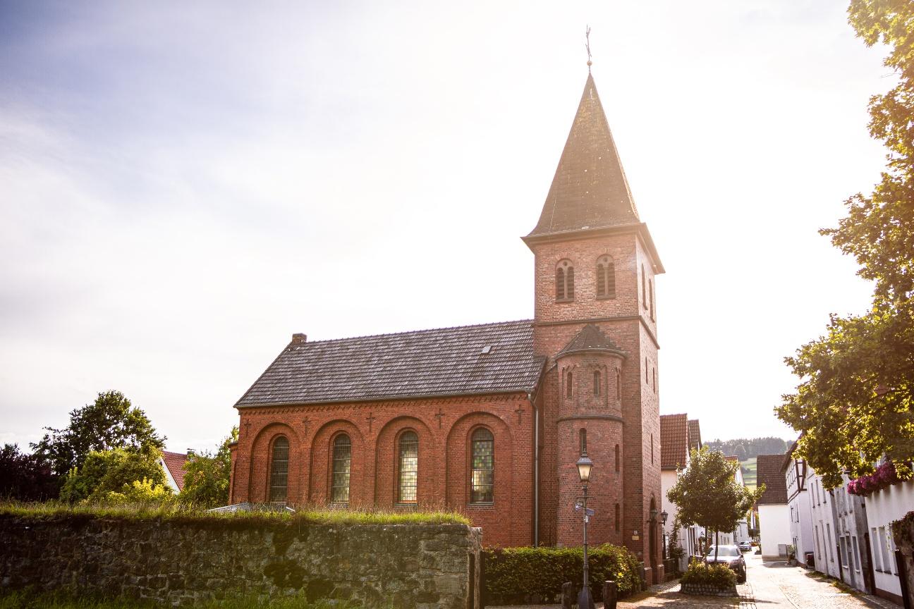 Johannis-Kirche Lügde