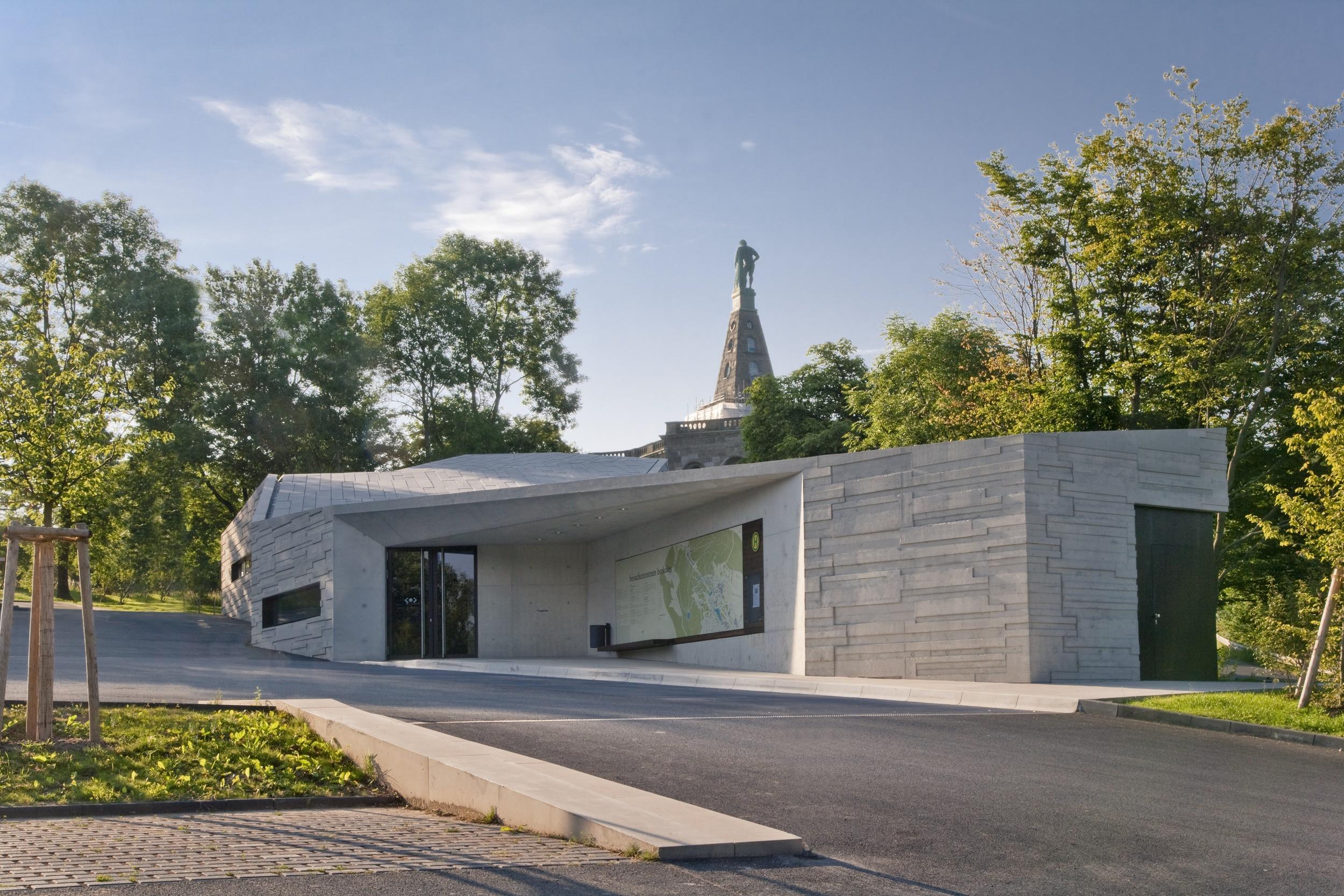 Besucherzentrum Herkules