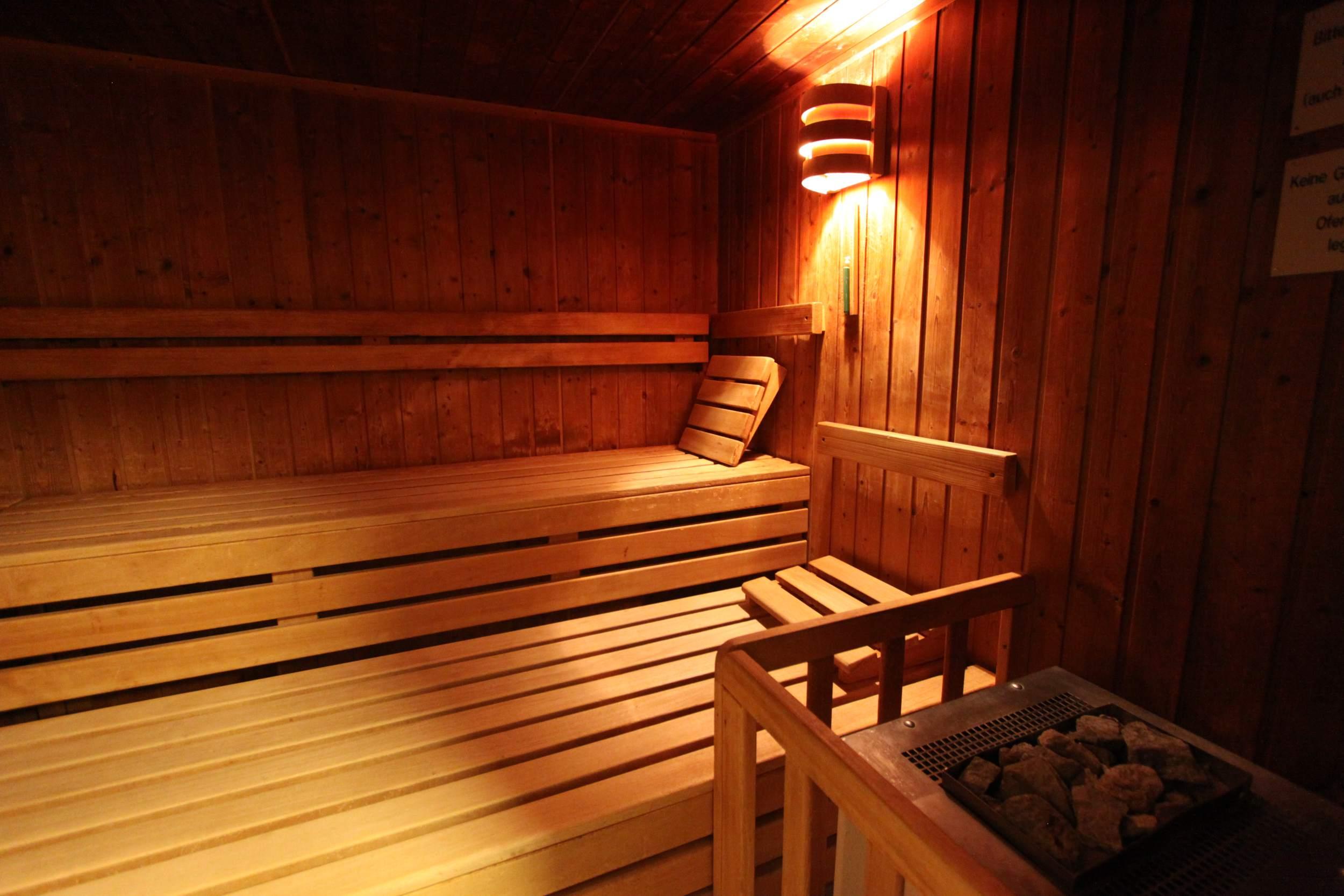 Ferienwohnung Riefenbach in Bad Harzburg - Sauna