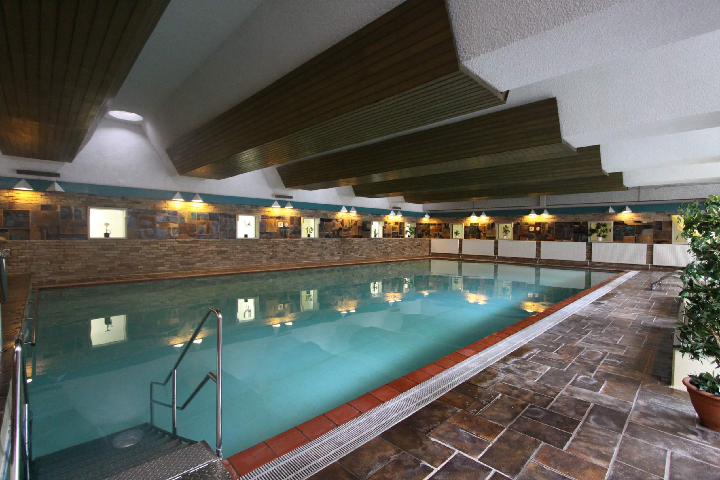 Ferienwohnung Riefenbach in Bad Harzburg - Schwimmbad