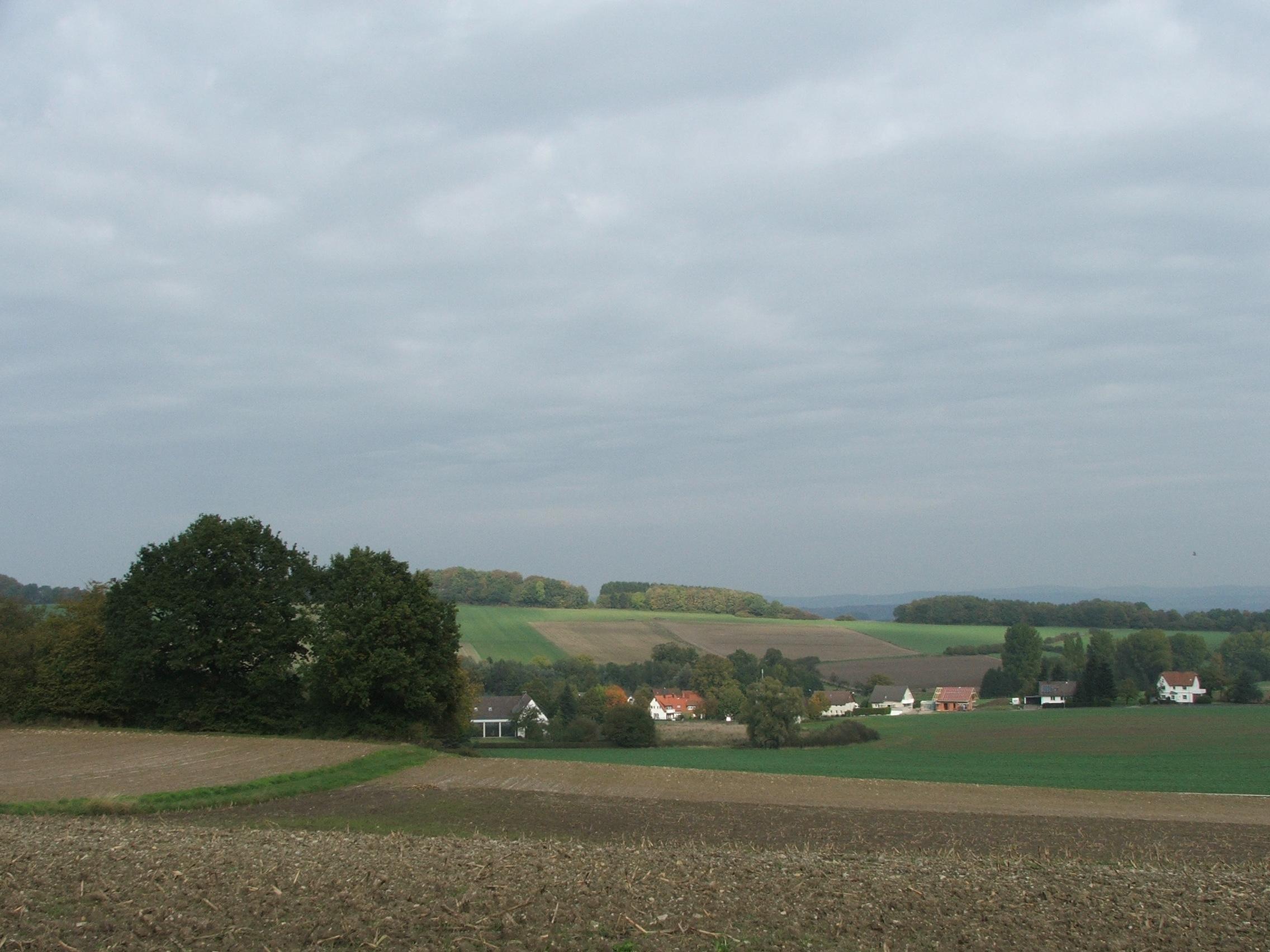 Blick vom Sternberg