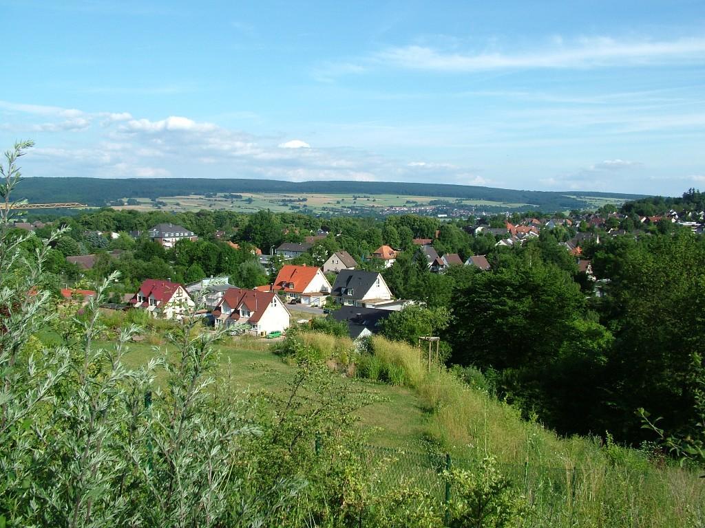Blick vom Bielenberg