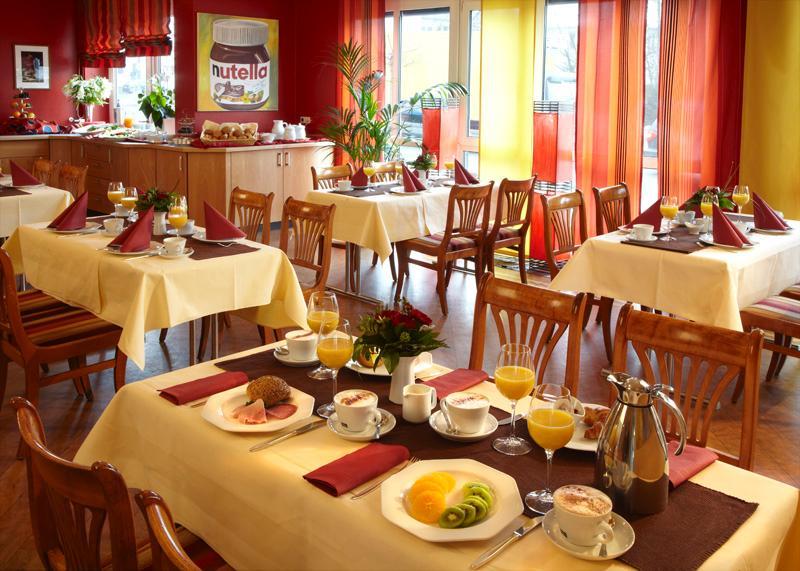 Frühstücksraum Hotel Brackweder Hof