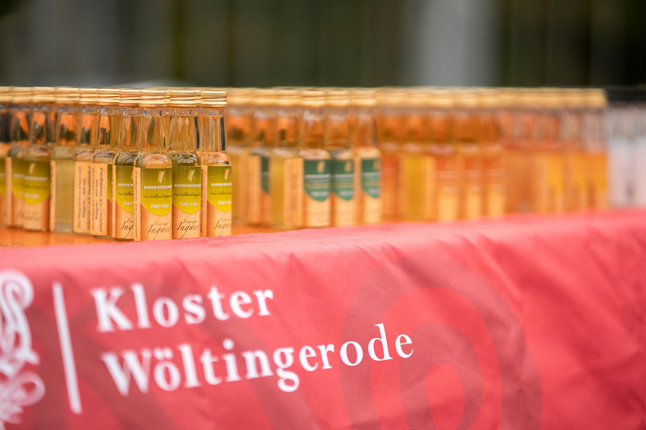 Klosterbrennerei Wöltingerode bei Genuss mit Aussicht