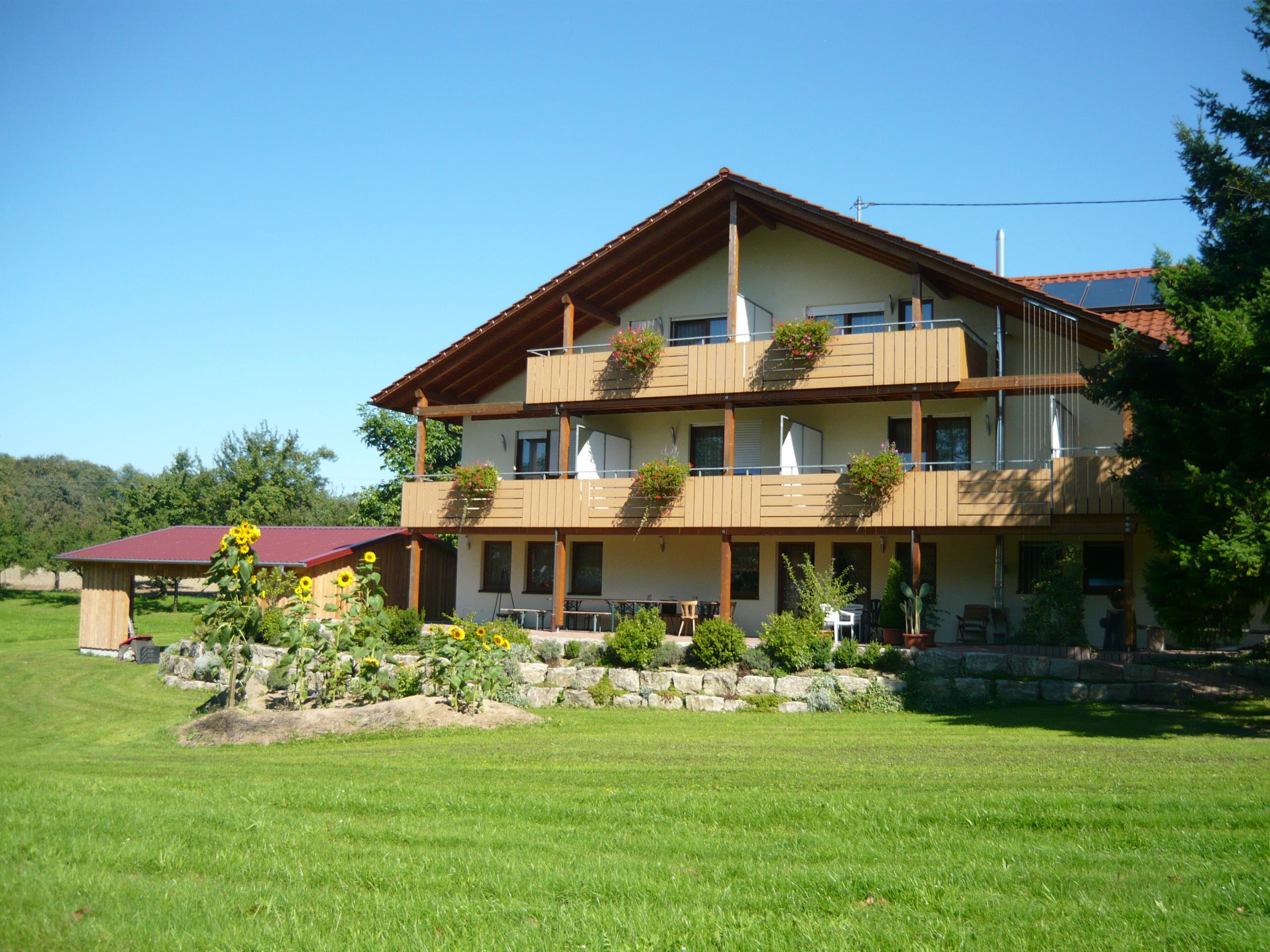 Gästehof am Bühlweinberg