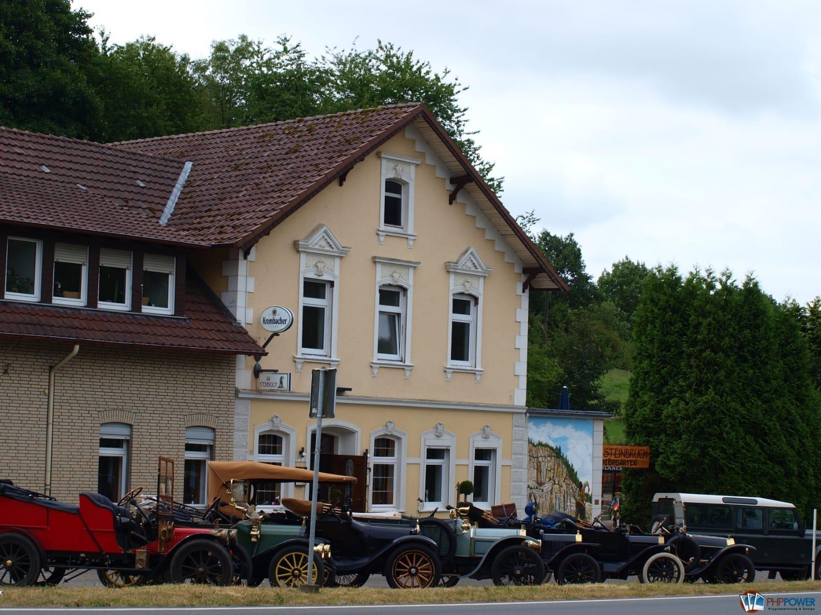 Restaurant & Café Am Steinbruch