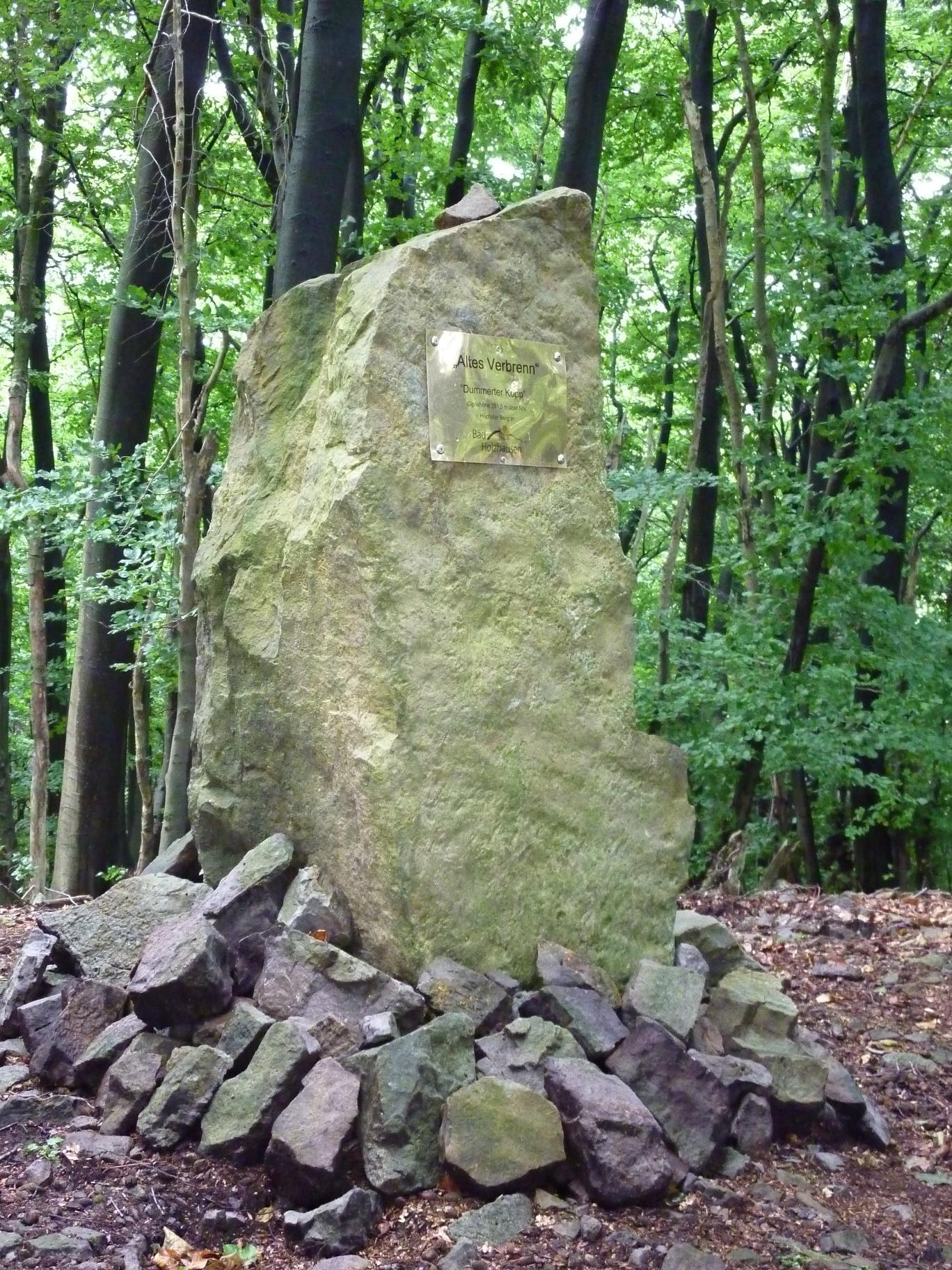 """Altes Verbrenn"" in Bad Holzhausen"