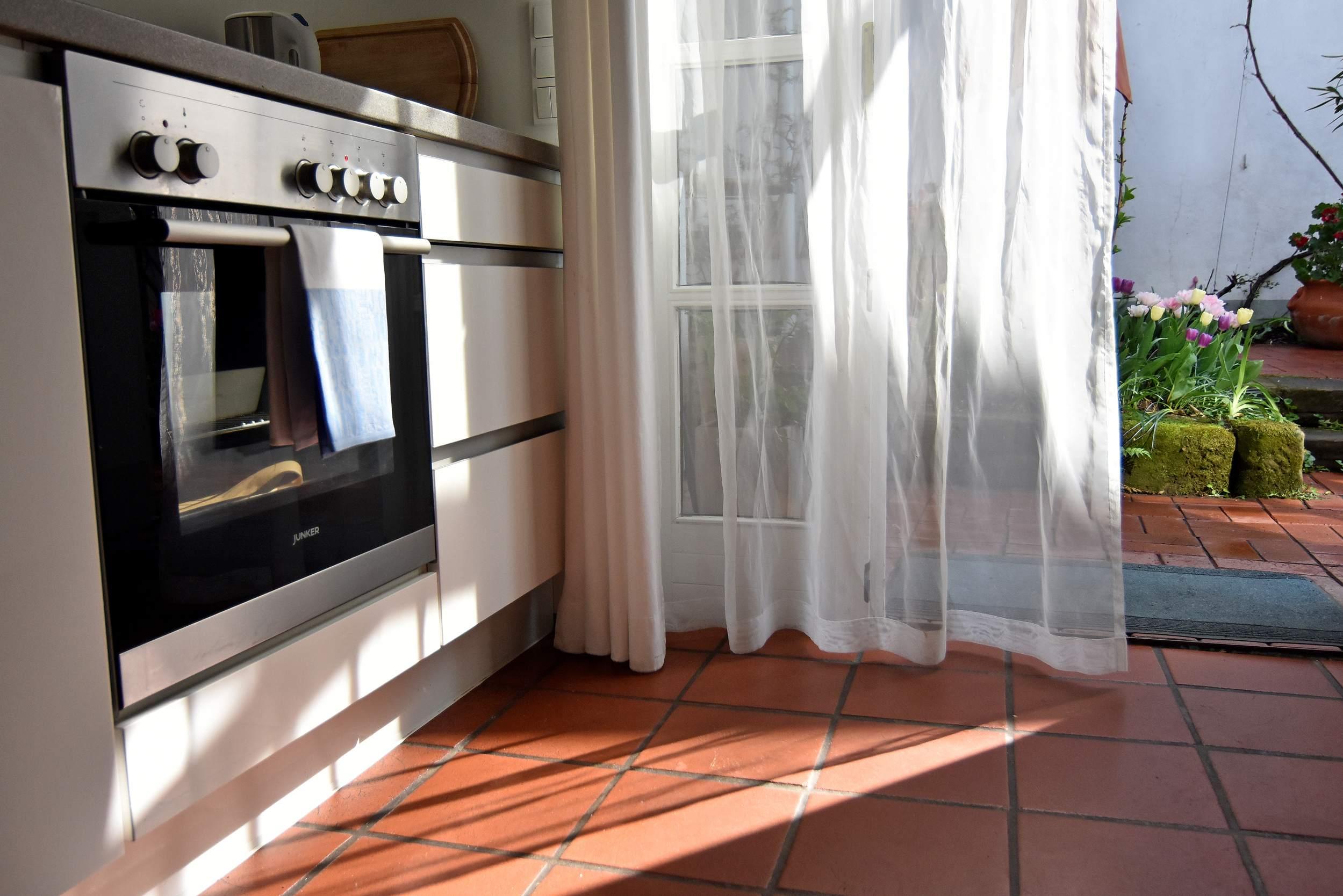 Apartmenthaus Duderstadt - Küche