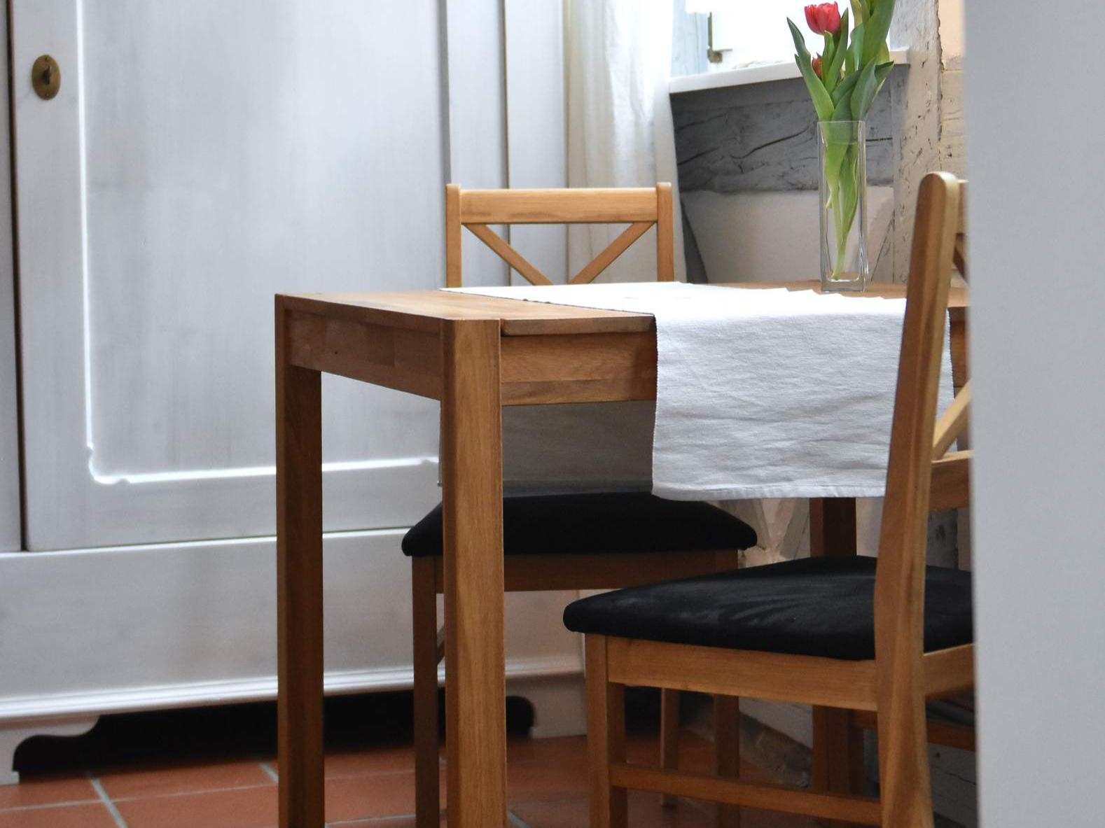 Apartmenthaus Duderstadt - Küchenbereich