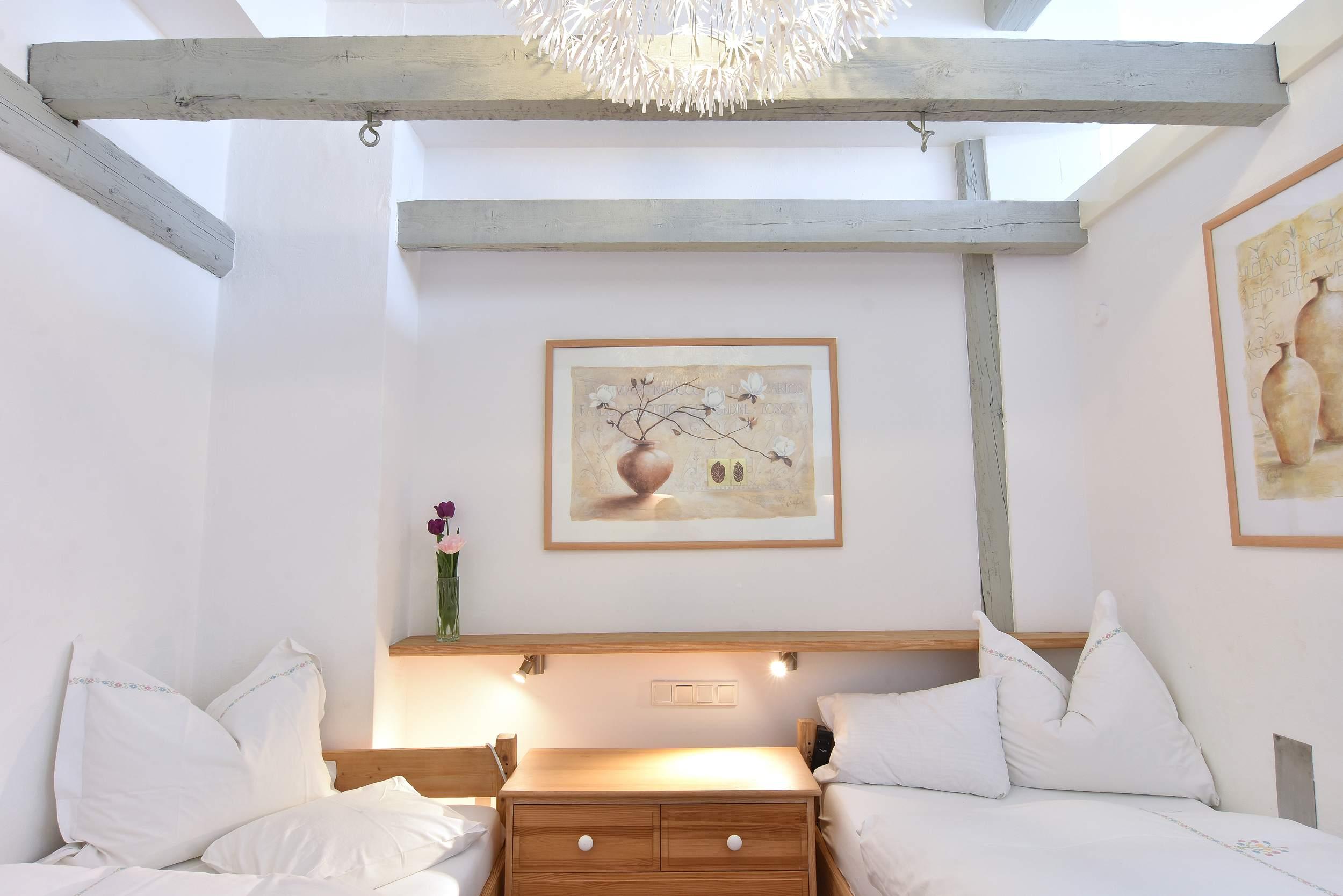 Apartmenthaus Duderstadt - Zweibettzimmer