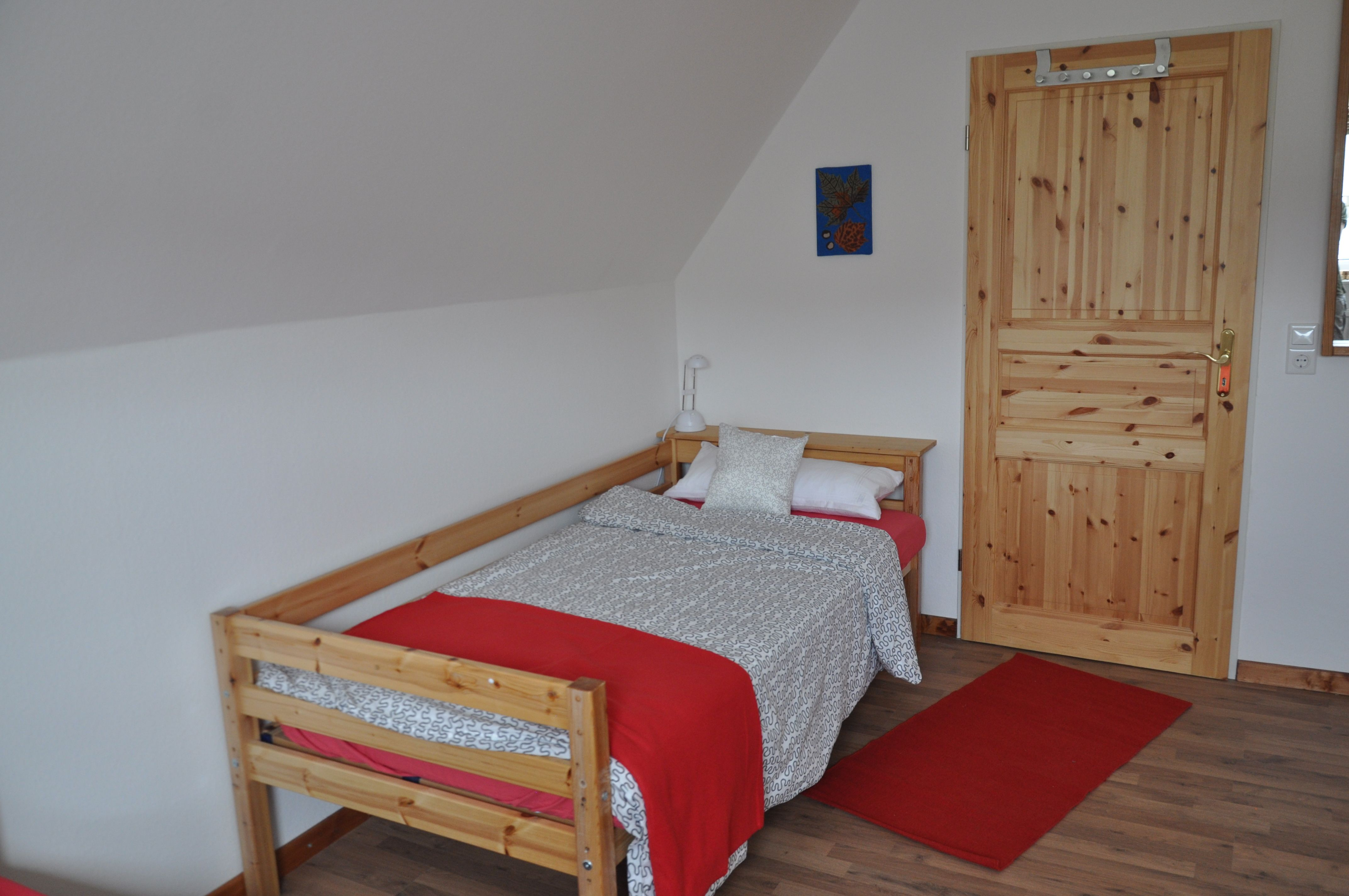 Zimmer 3 Ferienhaus Rosenwinkel am Silberbach