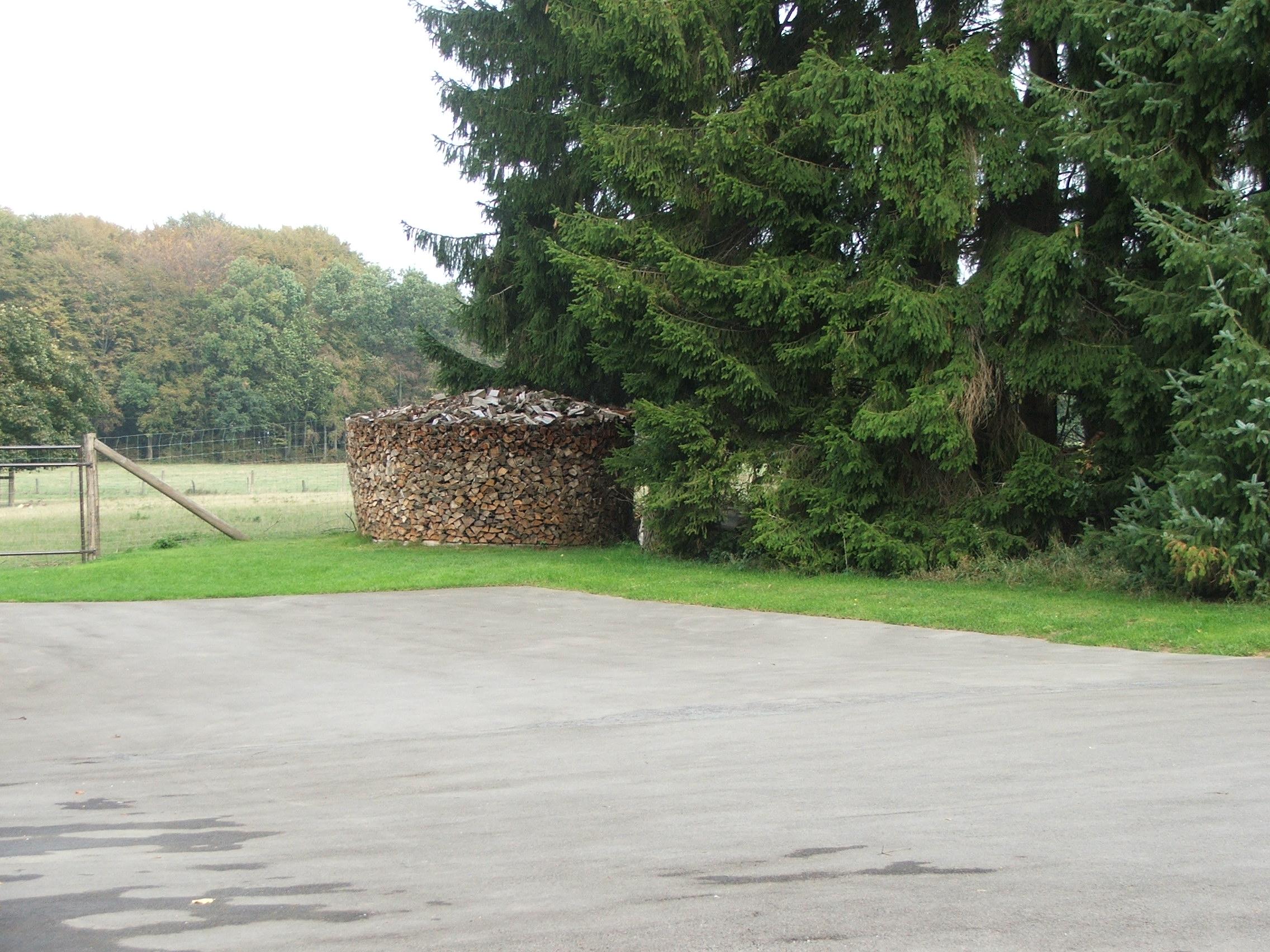 Parkplatz Haus Berkenkamp