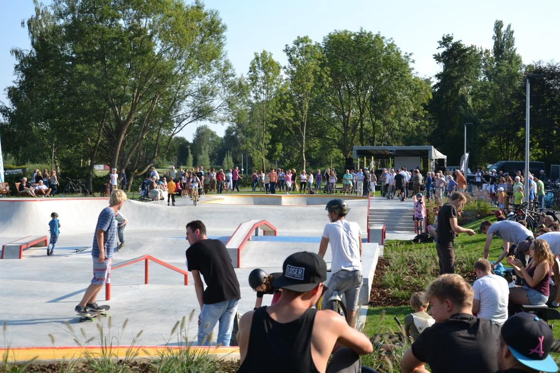 """Skatepark """"Altes Klärwerk"""""""