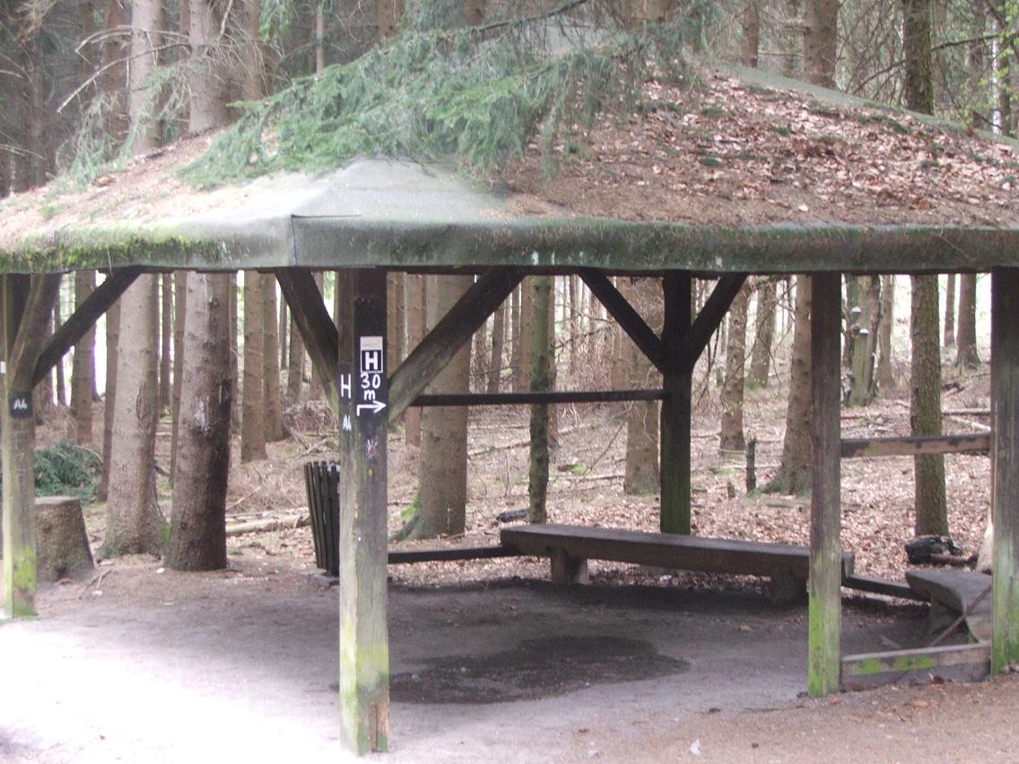Schutrzhütte Hermannsweg 2