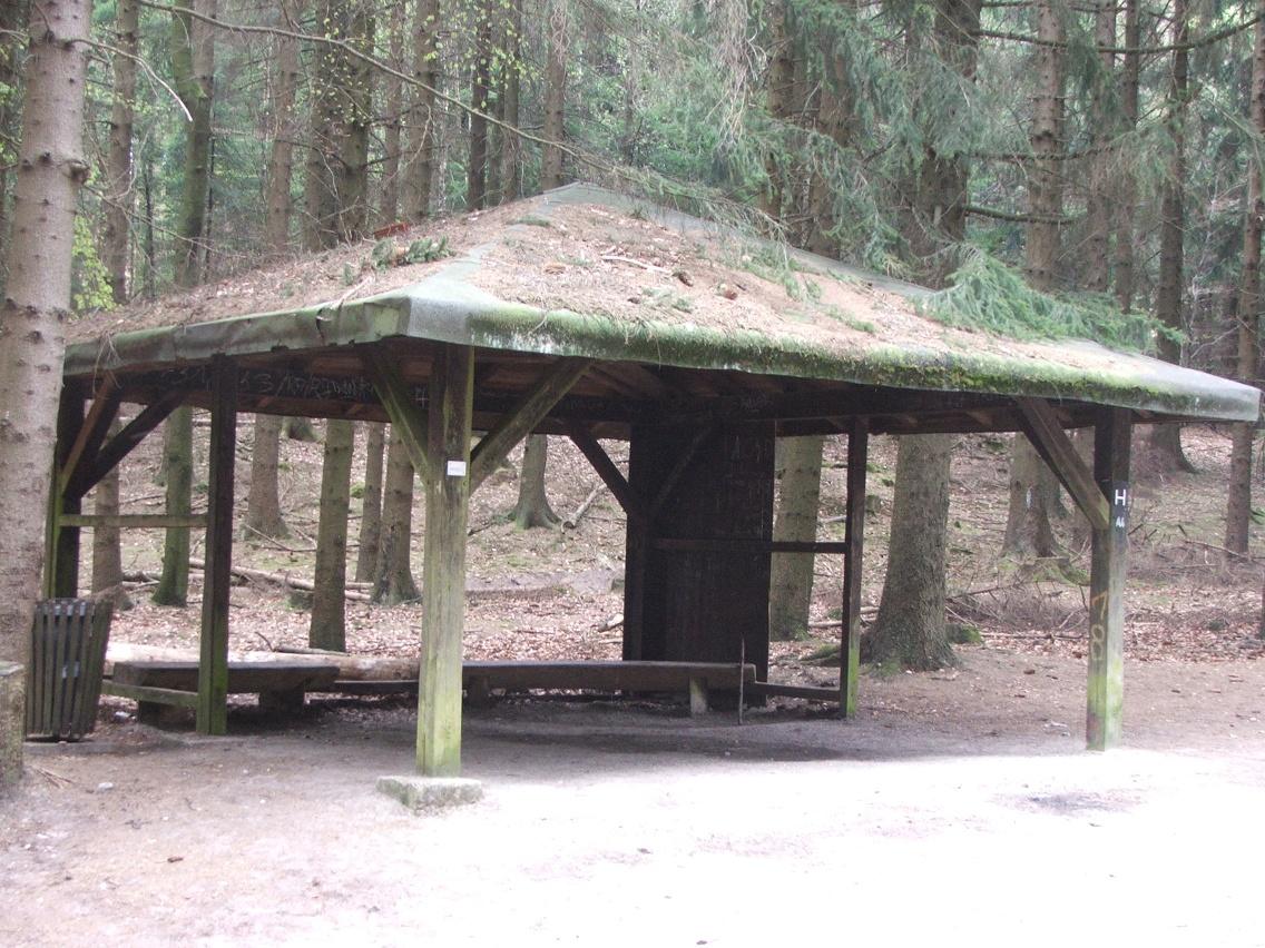 Schutzhütte Hermannsweg 3