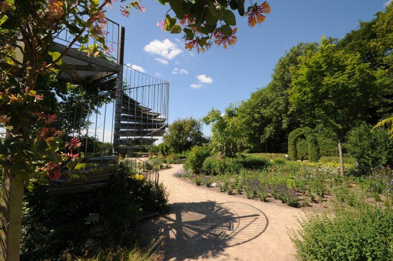 Skulpturenpark Lengerich - Jones Garten