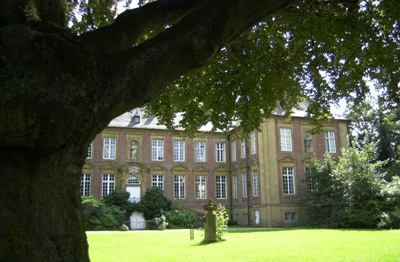 Ehemaliges Kloster Marienfeld: Alte Abtei