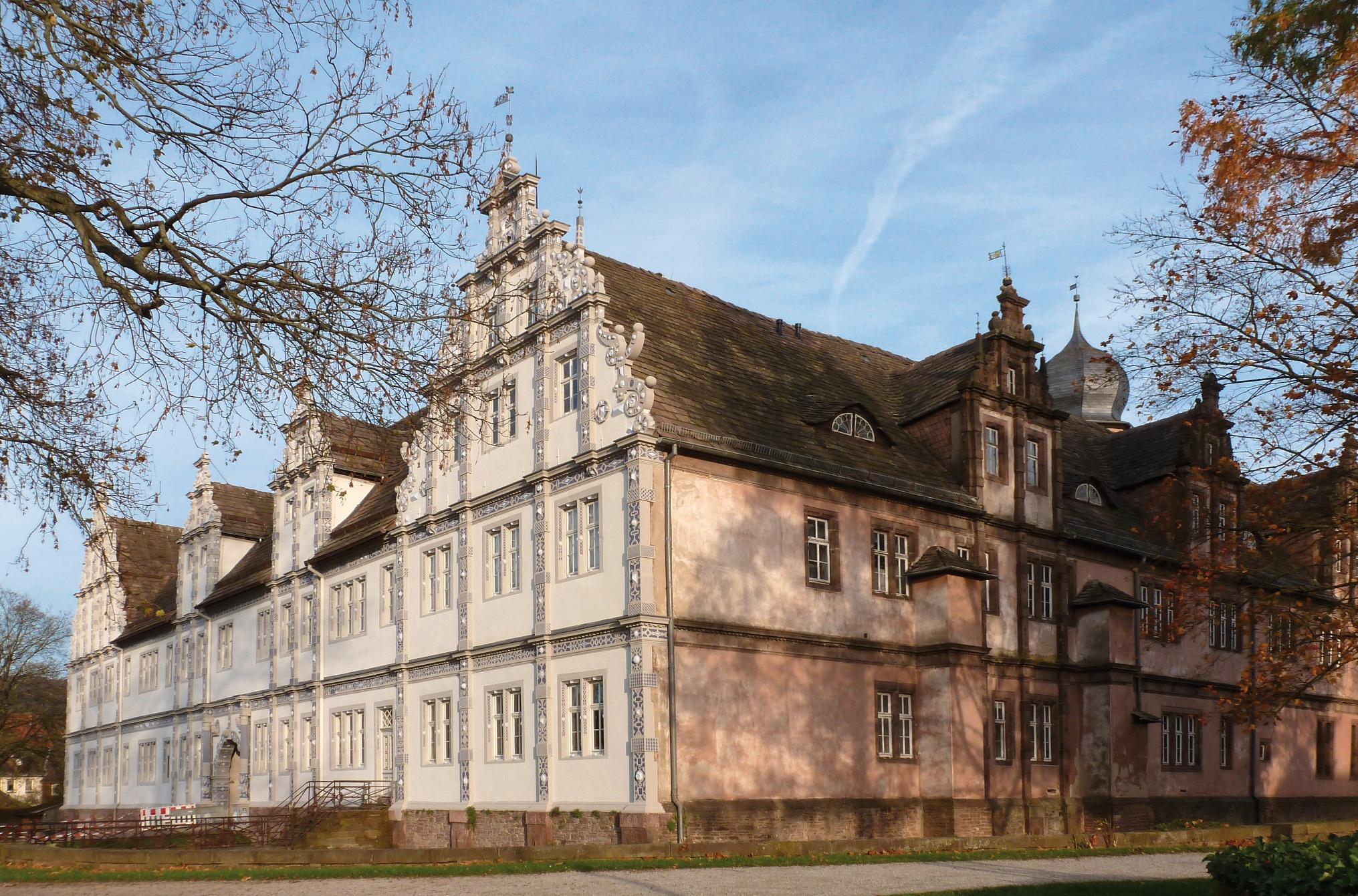 Weserrenaissance-Schloss Bevern