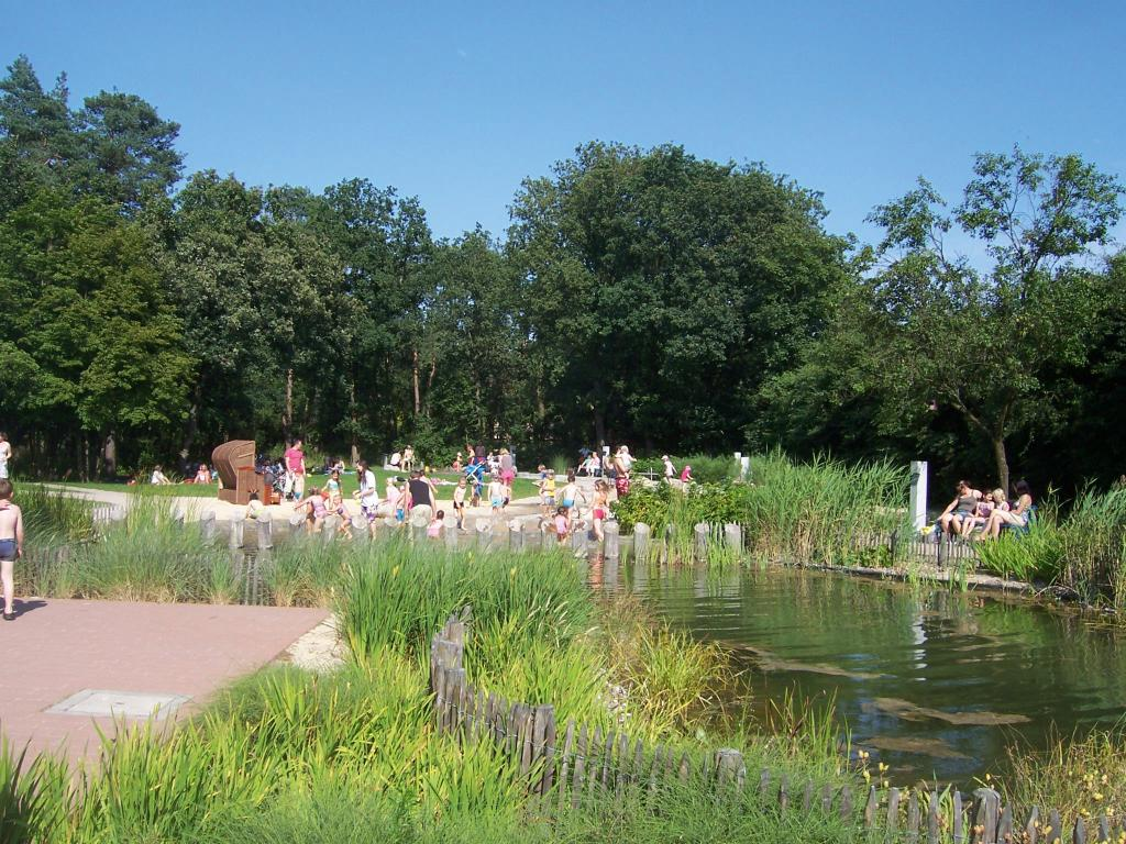 Ems-Erlebnisgarten