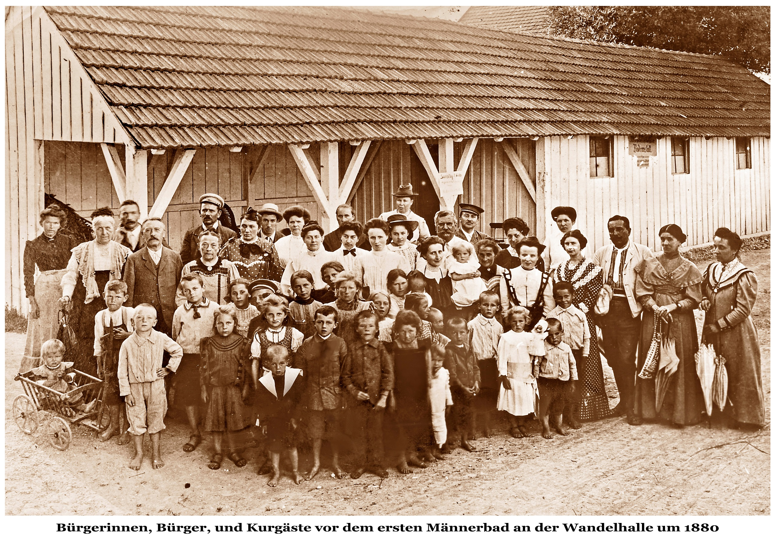 Bad Wörishofen historische Wandelhalle