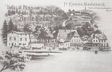 BK Historische Poskarte