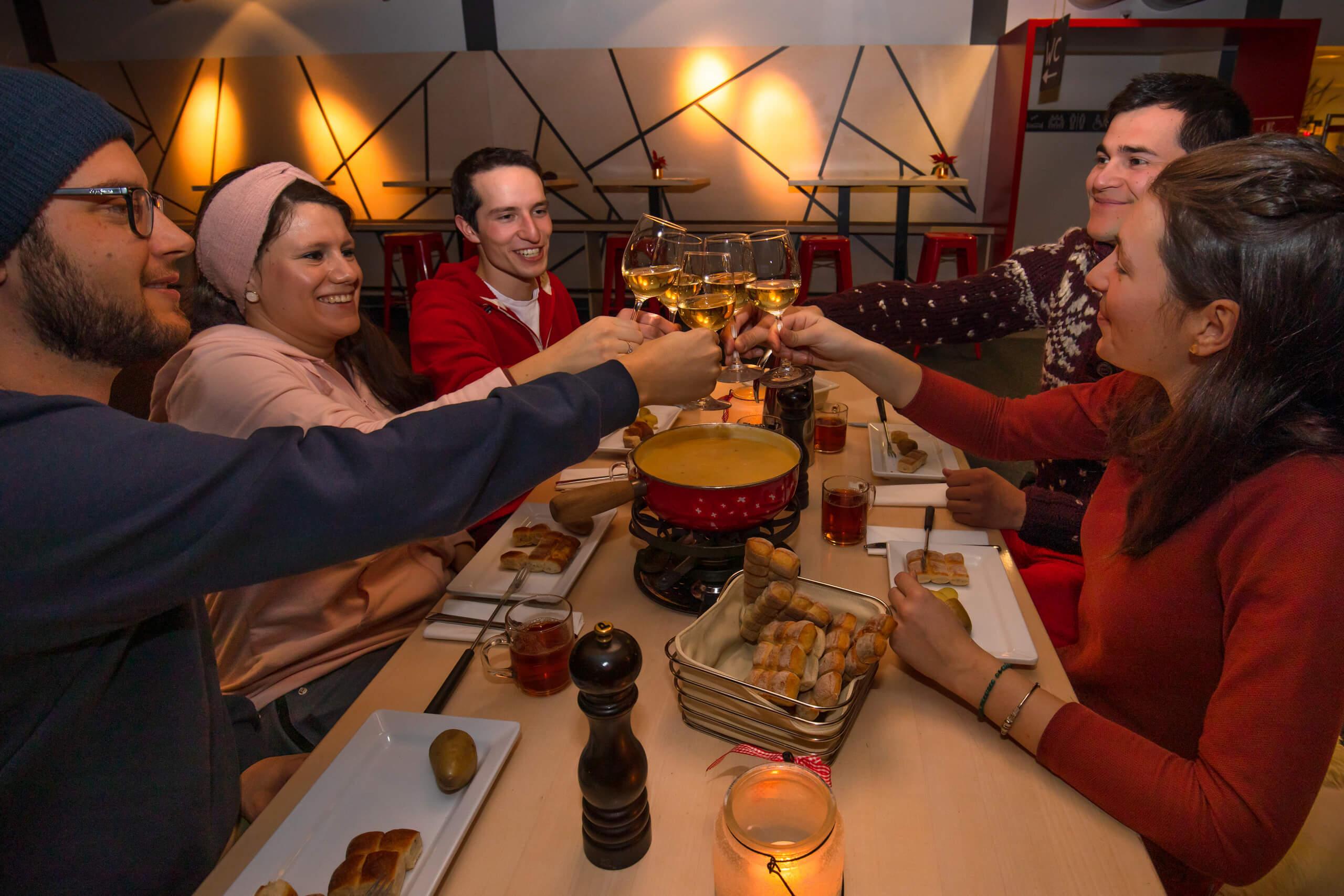 niederhorn-sternenschlitteln-fondue-nachtessen-gertraenke