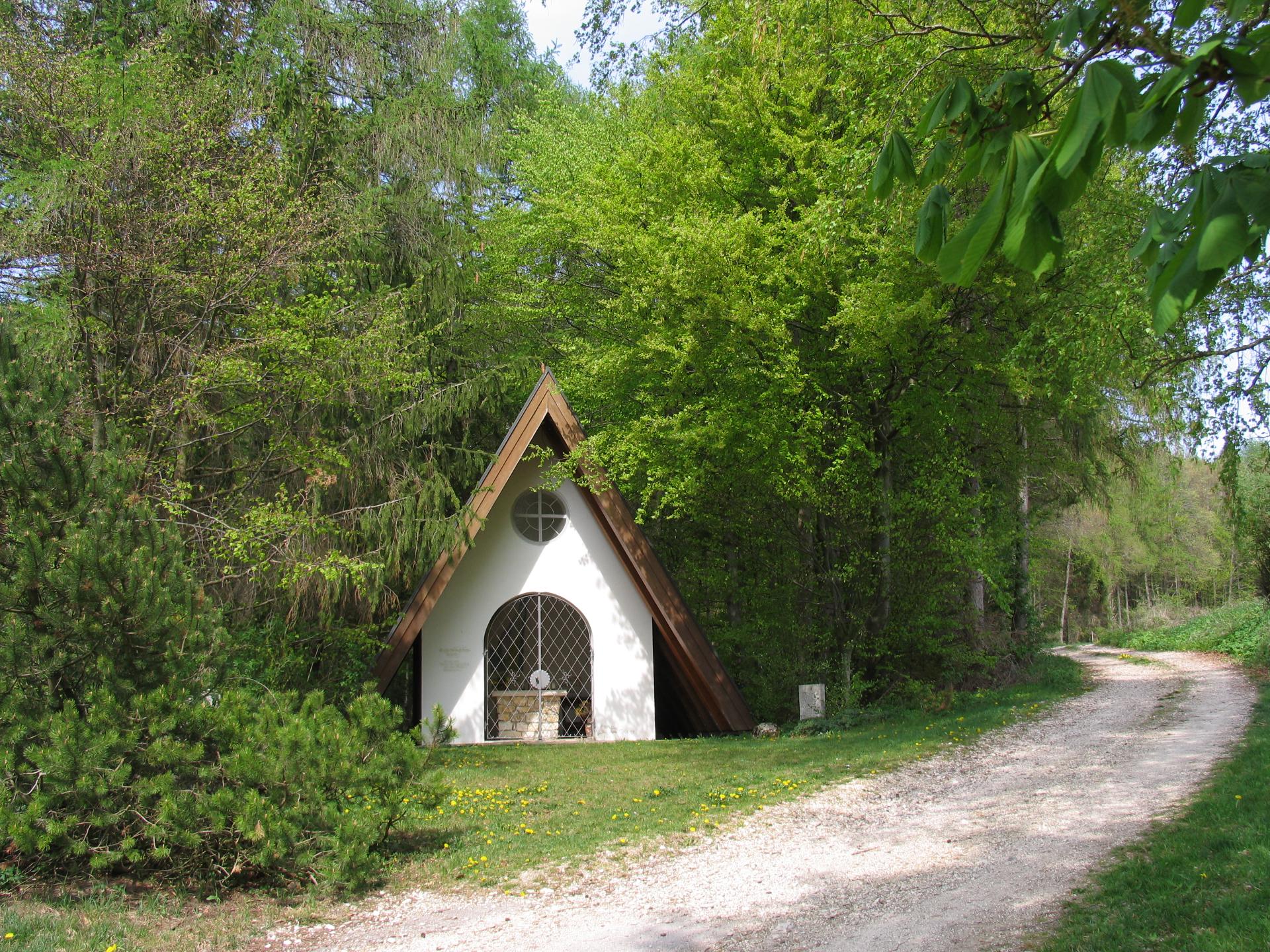 Waldkapelle Christi Himmelfahrt