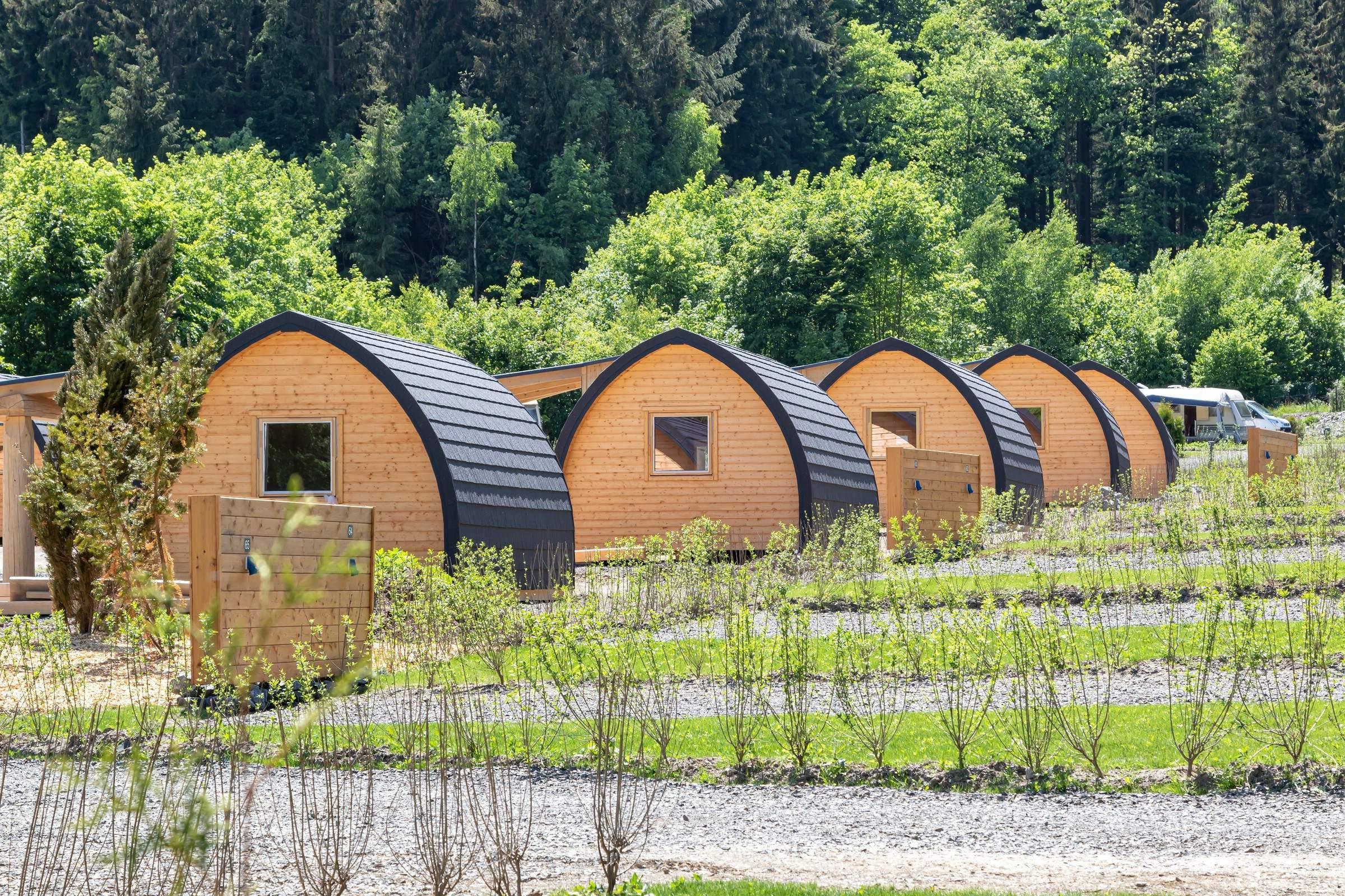 Harz Camp Goslar - Pods