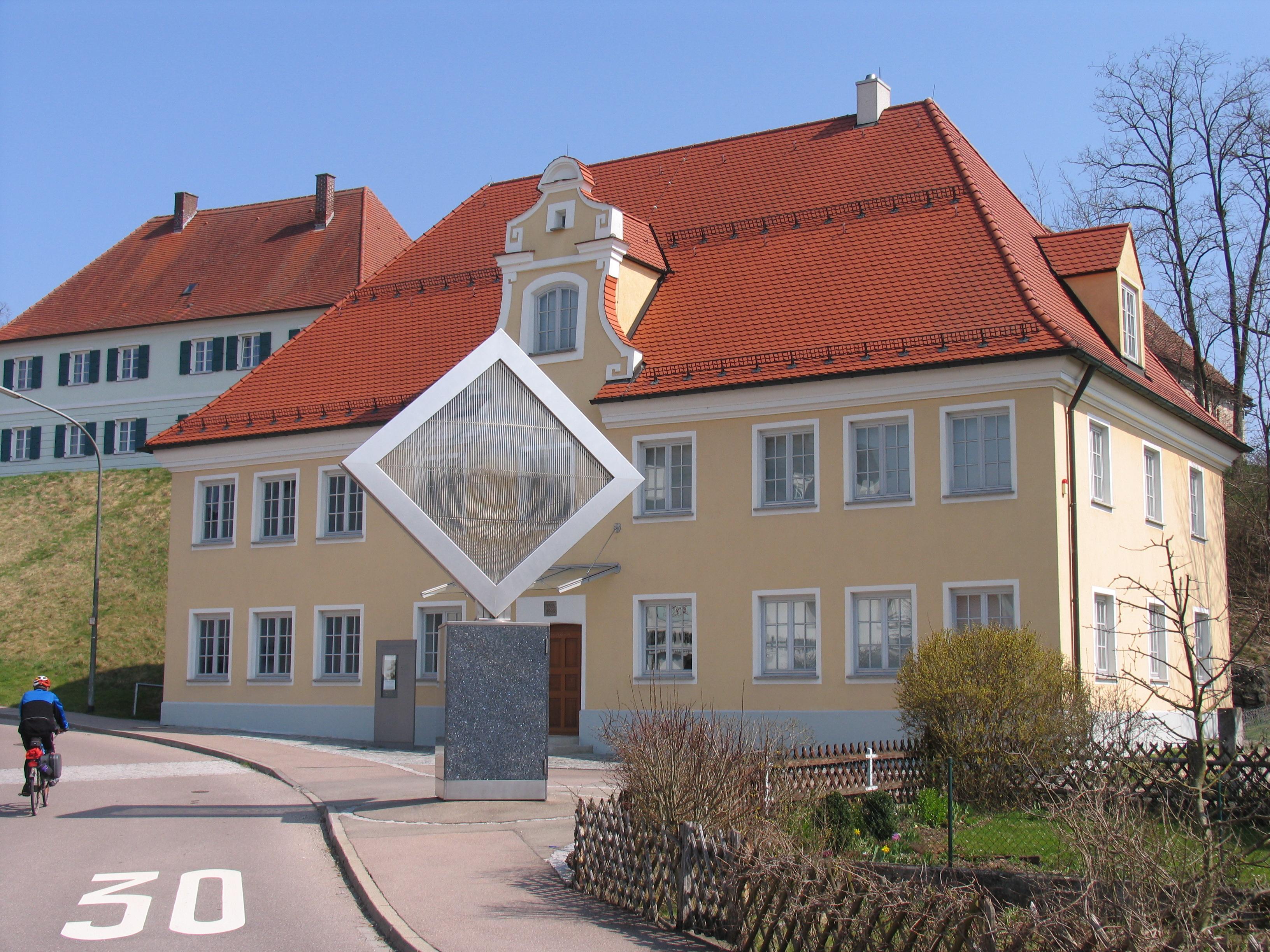 Museum für bildende Kunst im Landkreis Neu-Ulm Nersingen-Oberfahlheim
