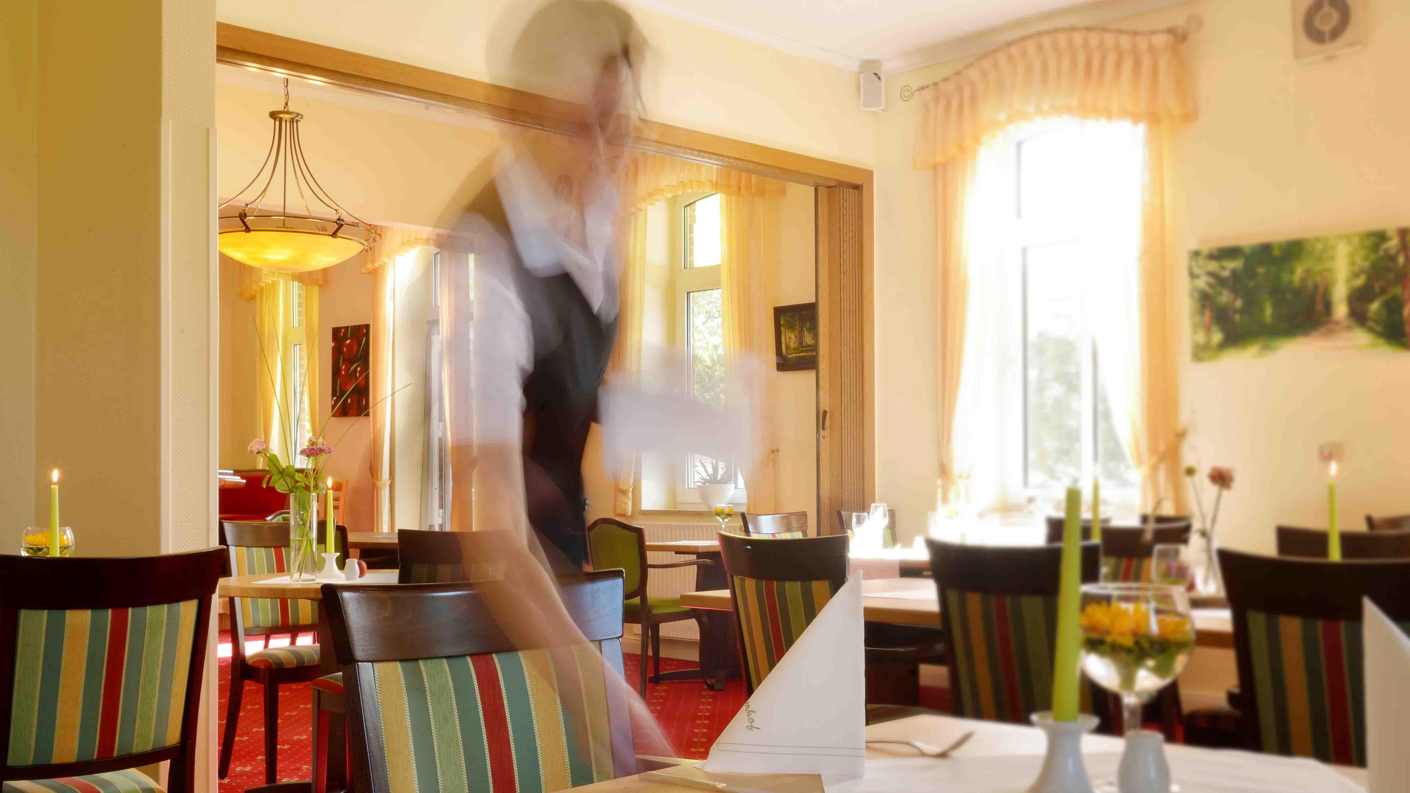 Hotel Allerhof, Restaurant