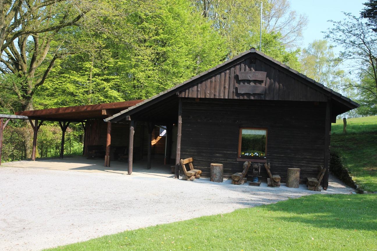 EGV Hütte Langeland