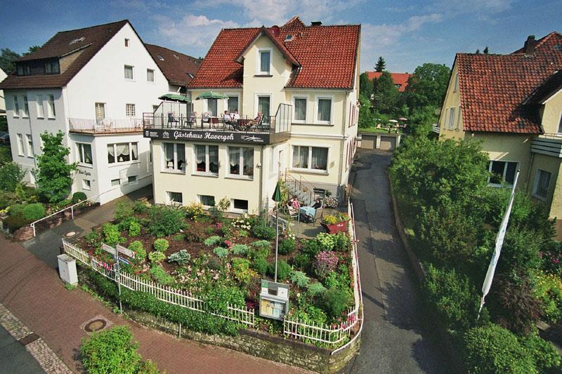 Gästehaus Havergoh von außen