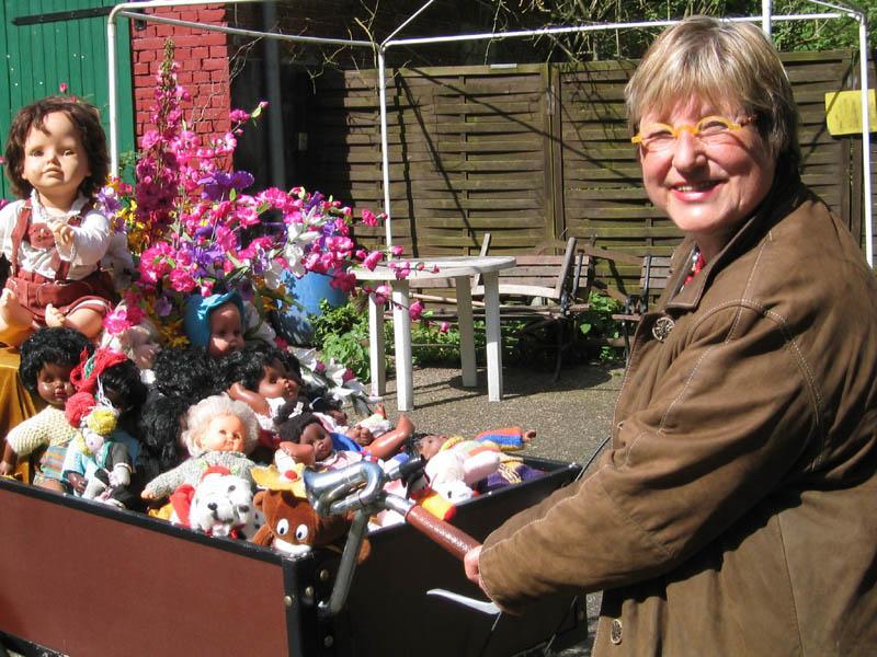 Motorrad- und Puppenmuseum Beckmann in Greffen
