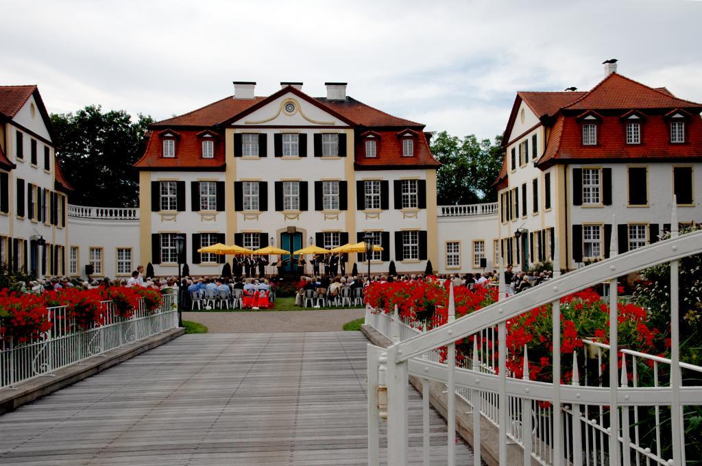 Schloss Hüffe im Mühlenkreis