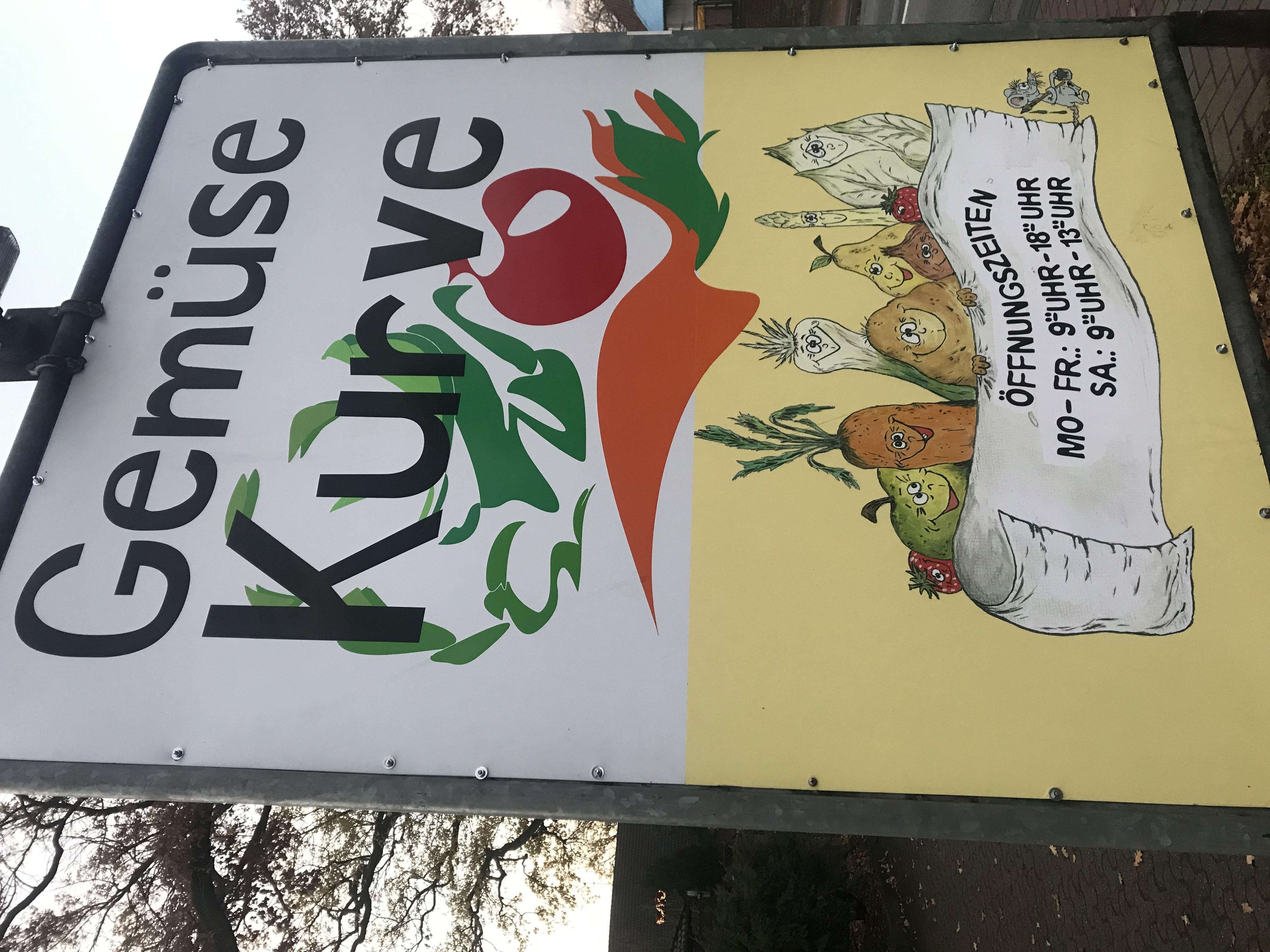 Logo Gemüsekurve