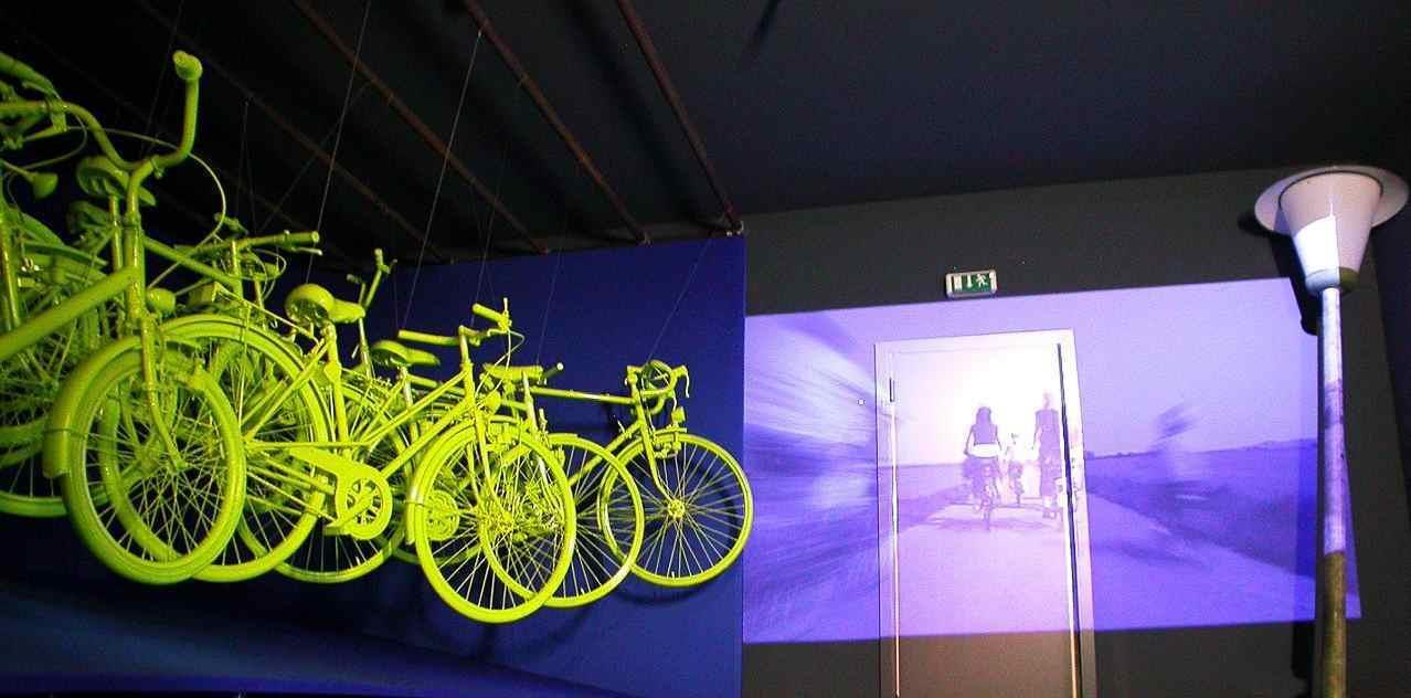 StadtMuseum_RadHaus_Fahrräder