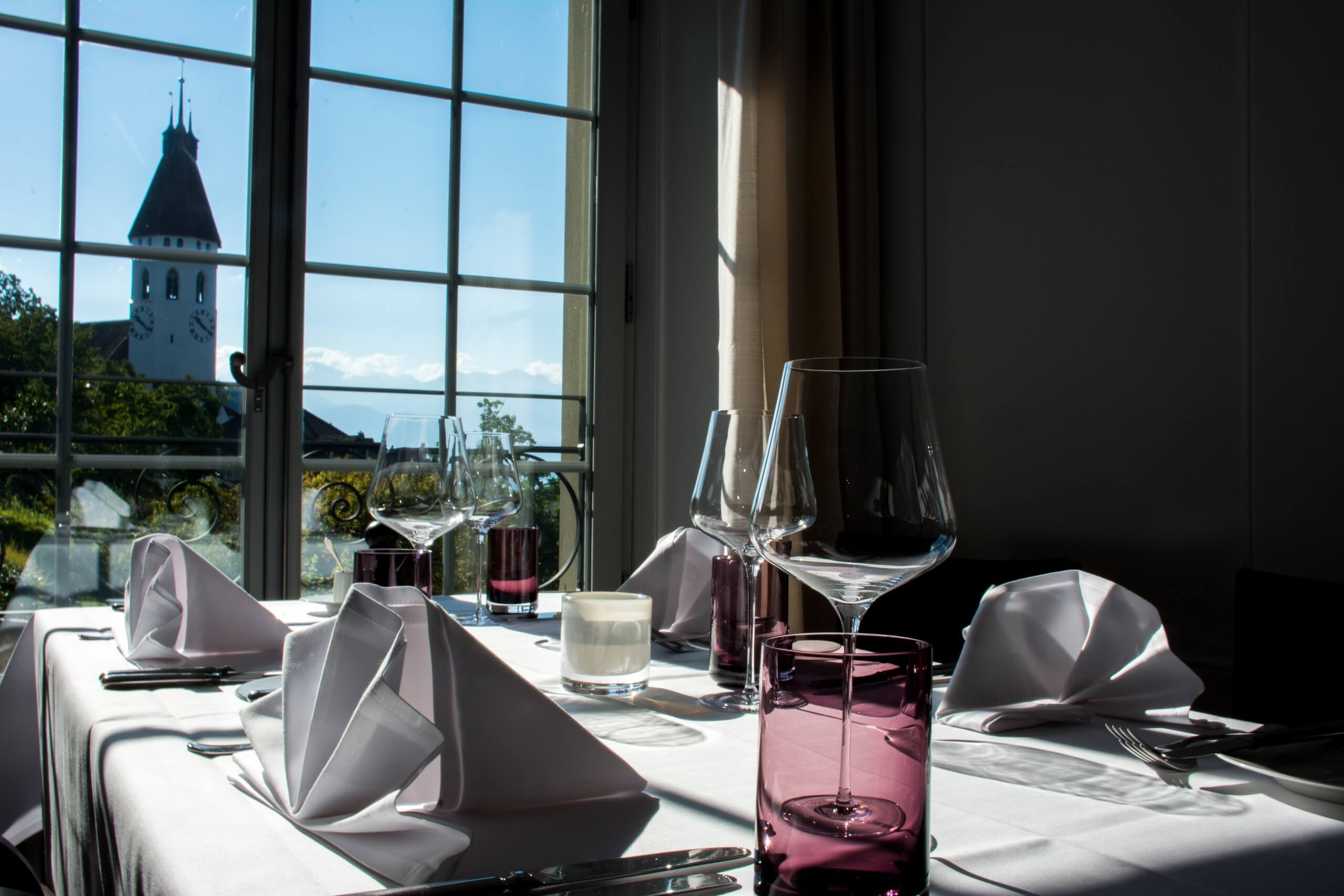 Casino Schlossberg Restaurant