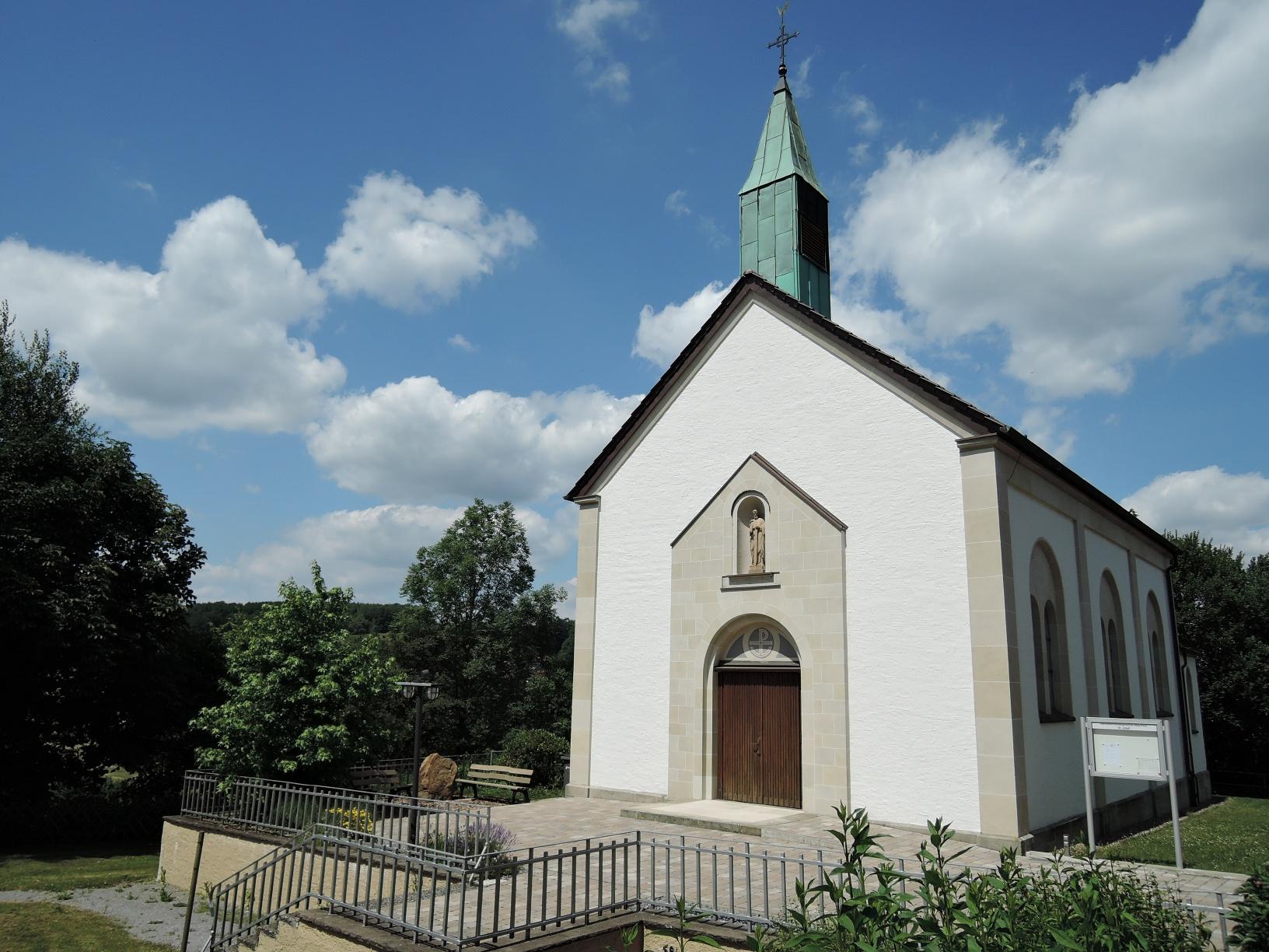 St. Josef Kapelle Feldrom