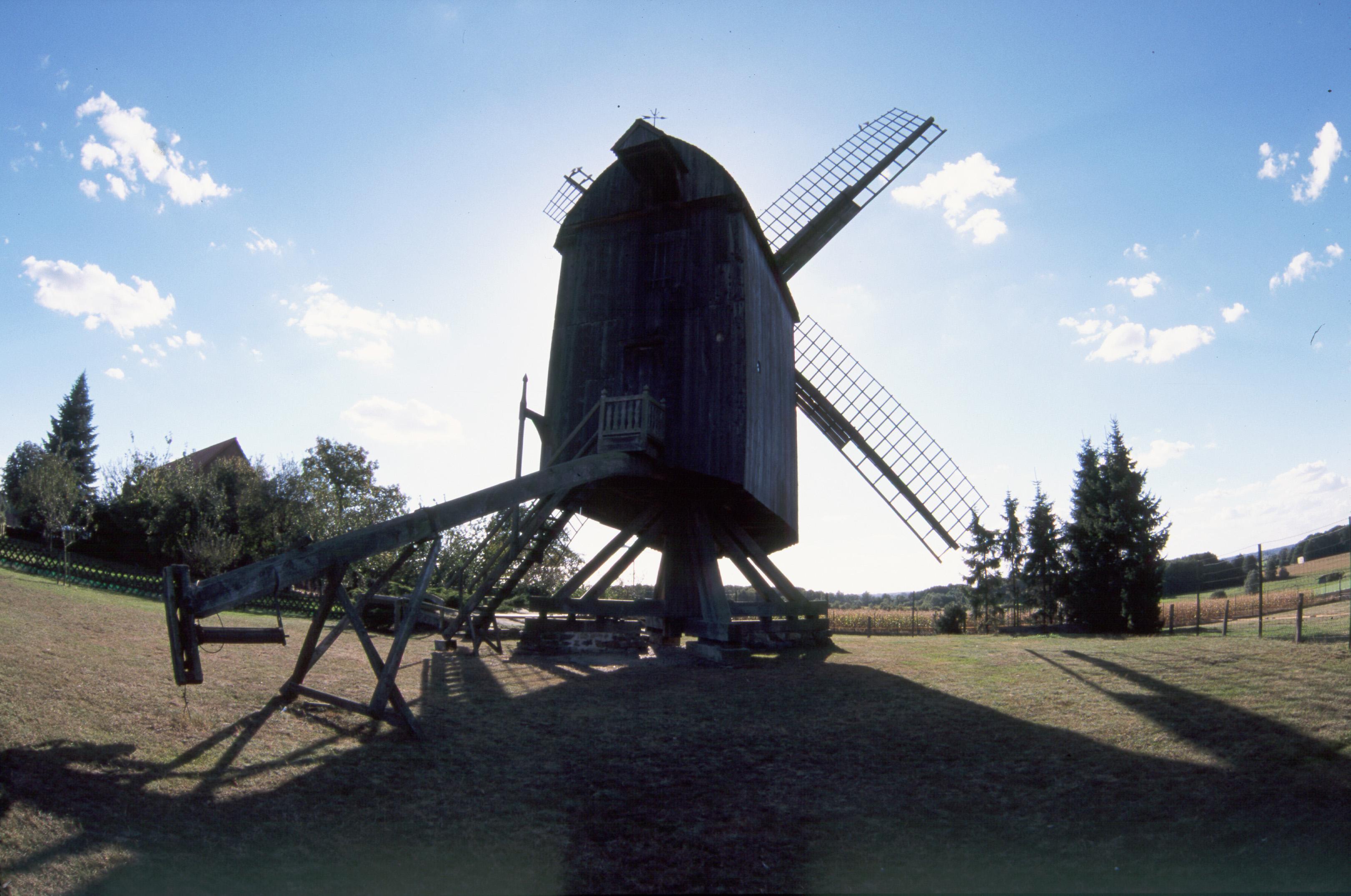 Bockwindmühle Neuenknick