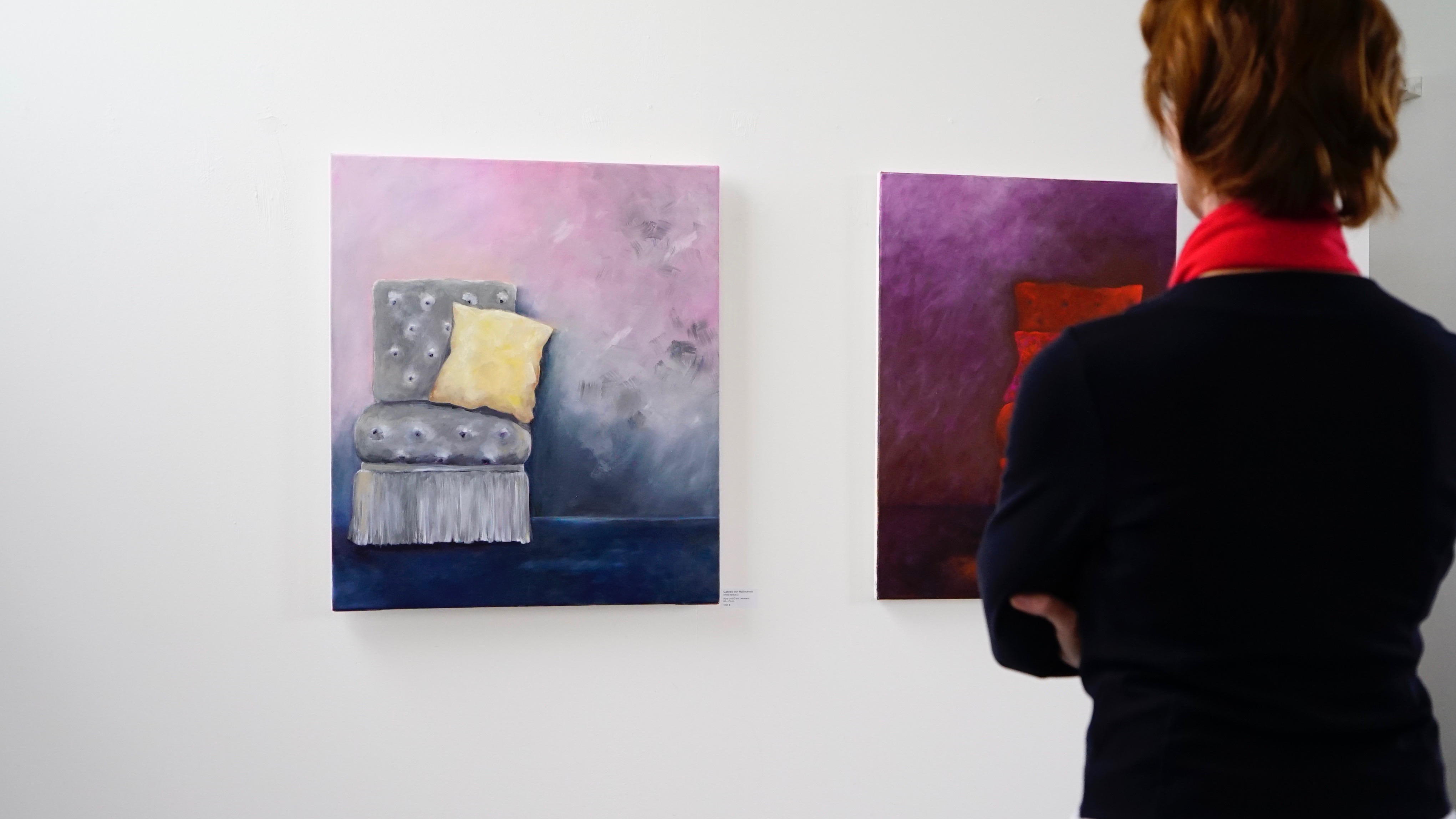 Wechselnde Ausstellungen in den Kunstwerken