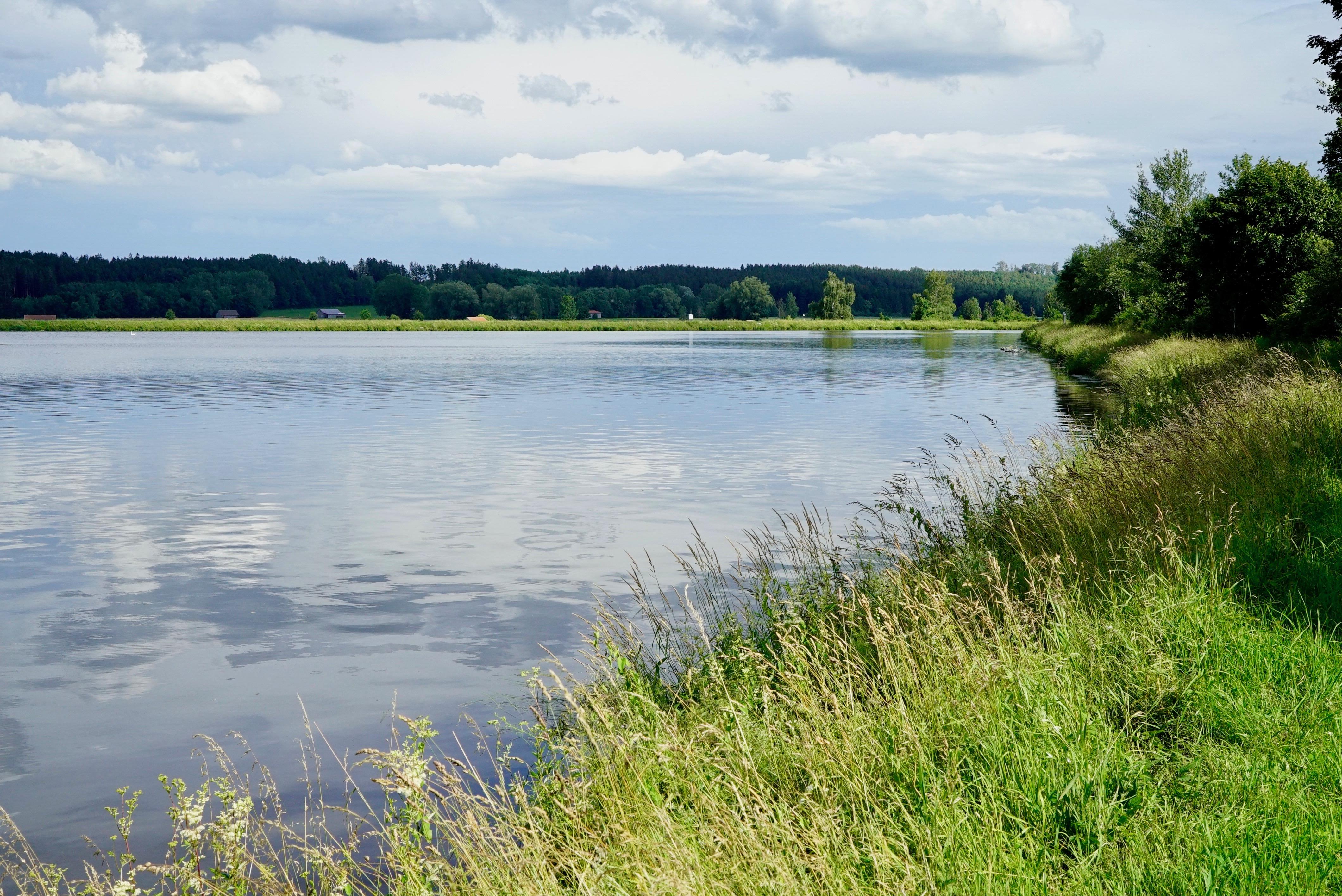 Seen an der Wertach