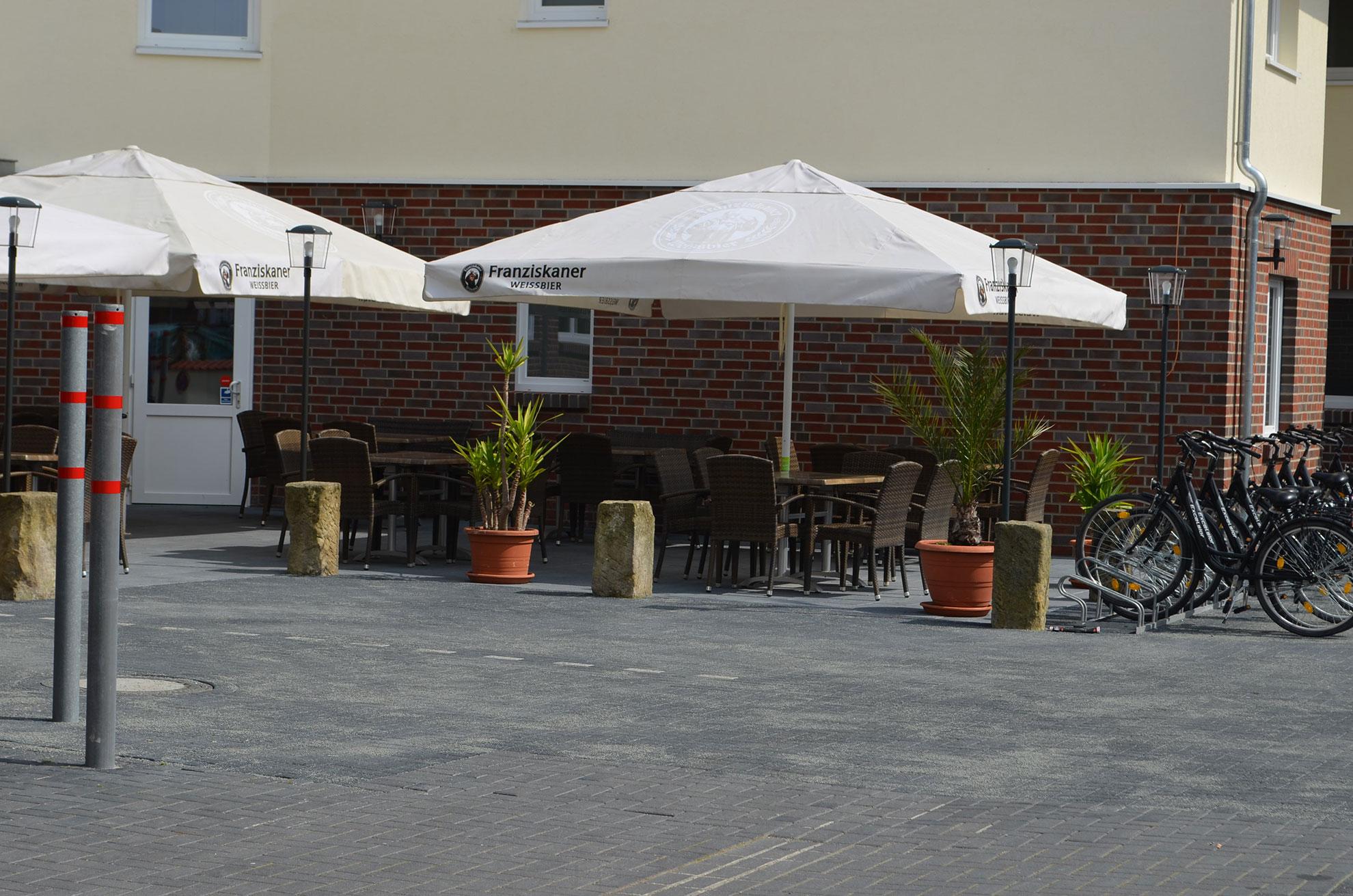 Außenbereich Isenbütteler Hof