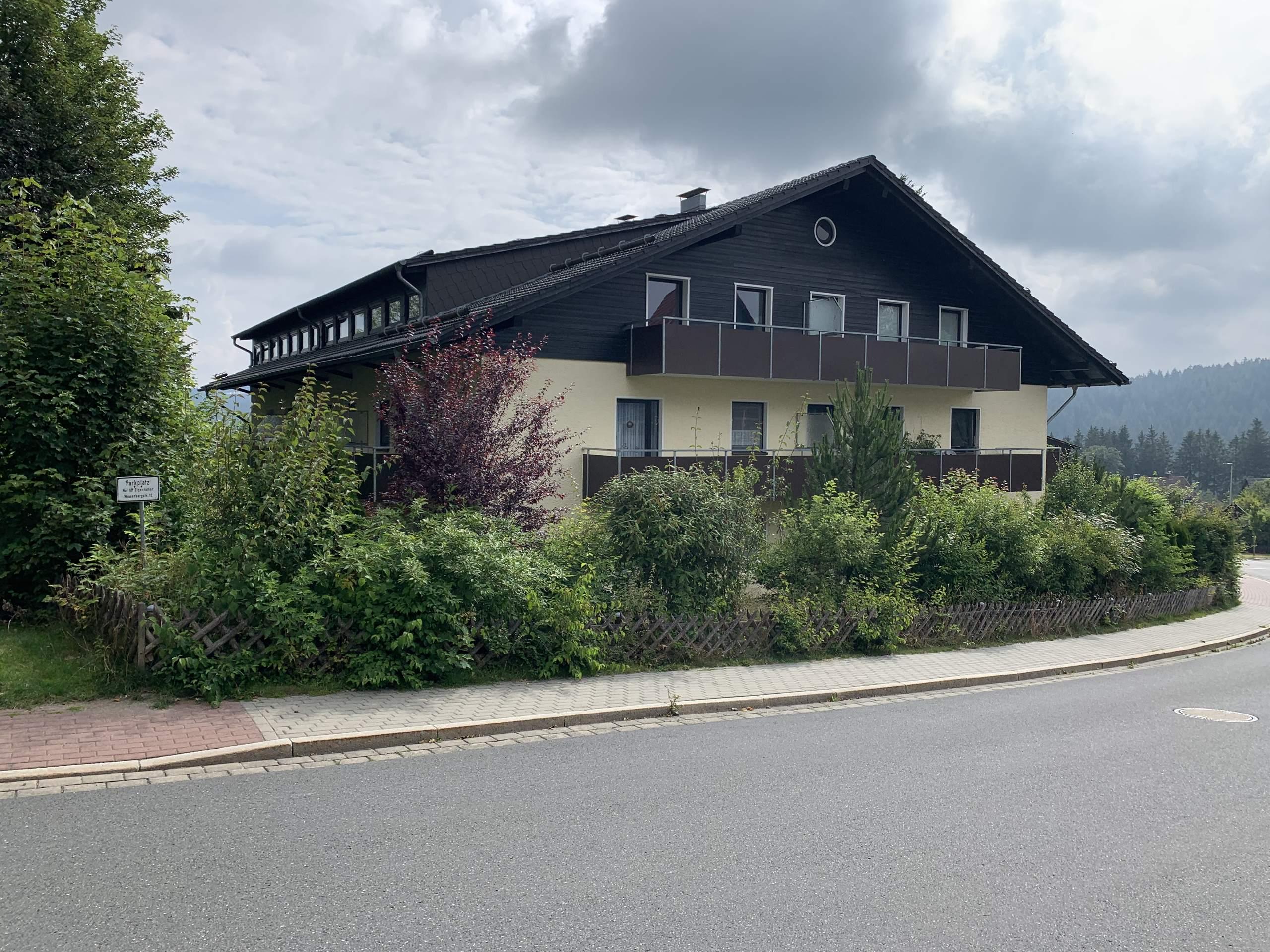 Ferienwohnung Windhausen - Harz Okerblick in Schulenberg - Hausansicht