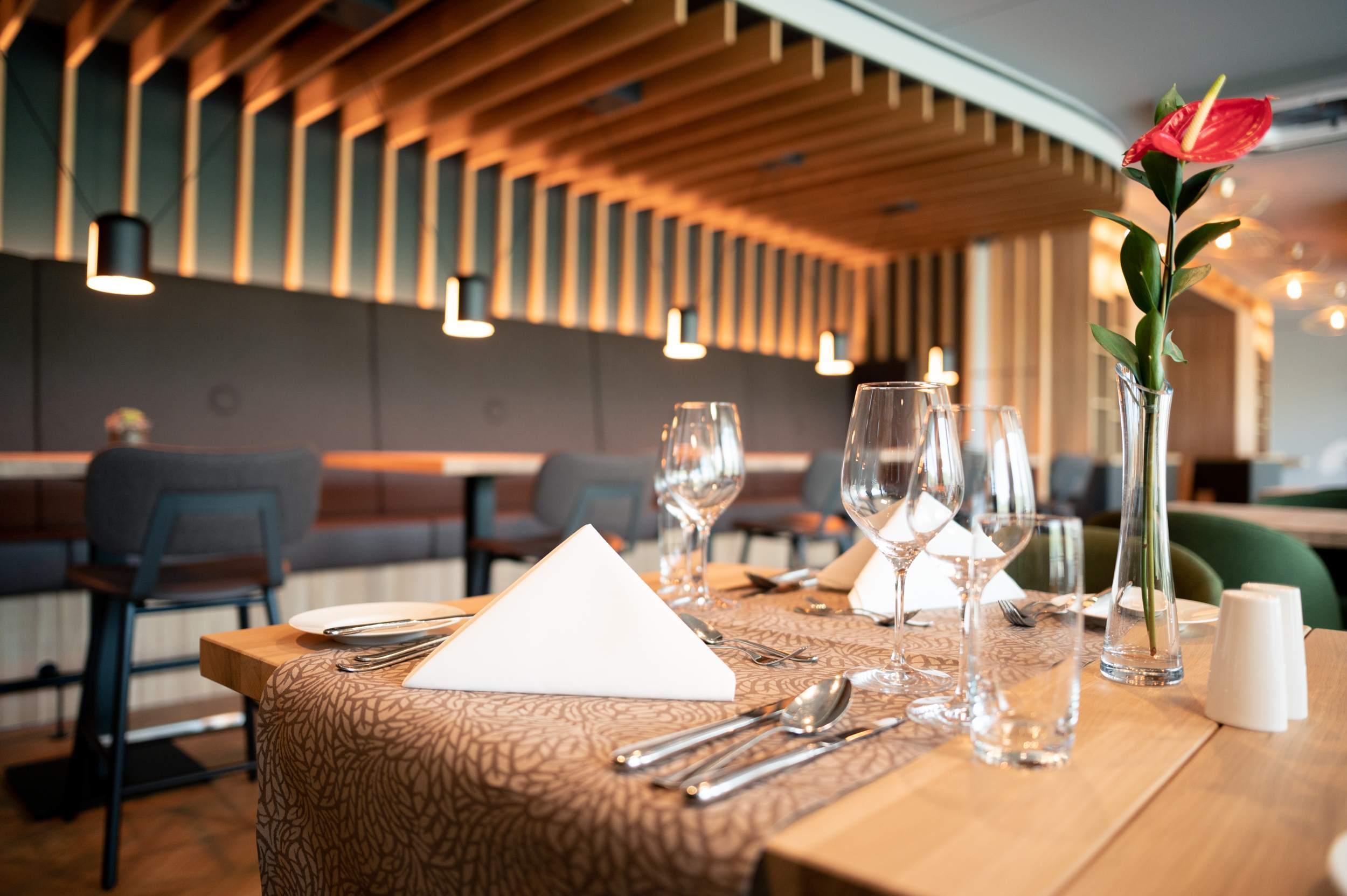 Romantik Hotel FreiWerk Stolberg - Restaurant 20zwanzig