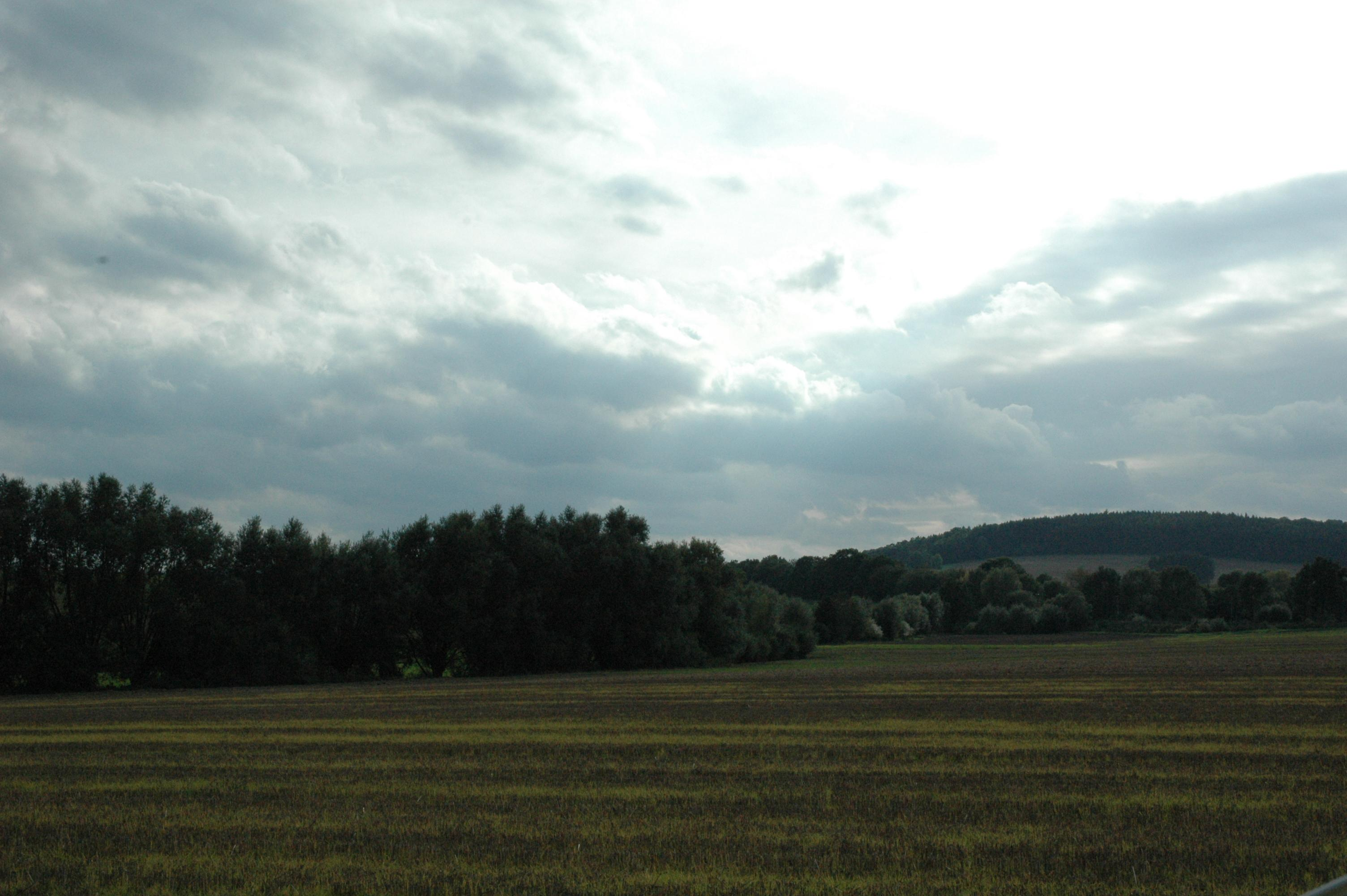 Blick Richtung Varusberg