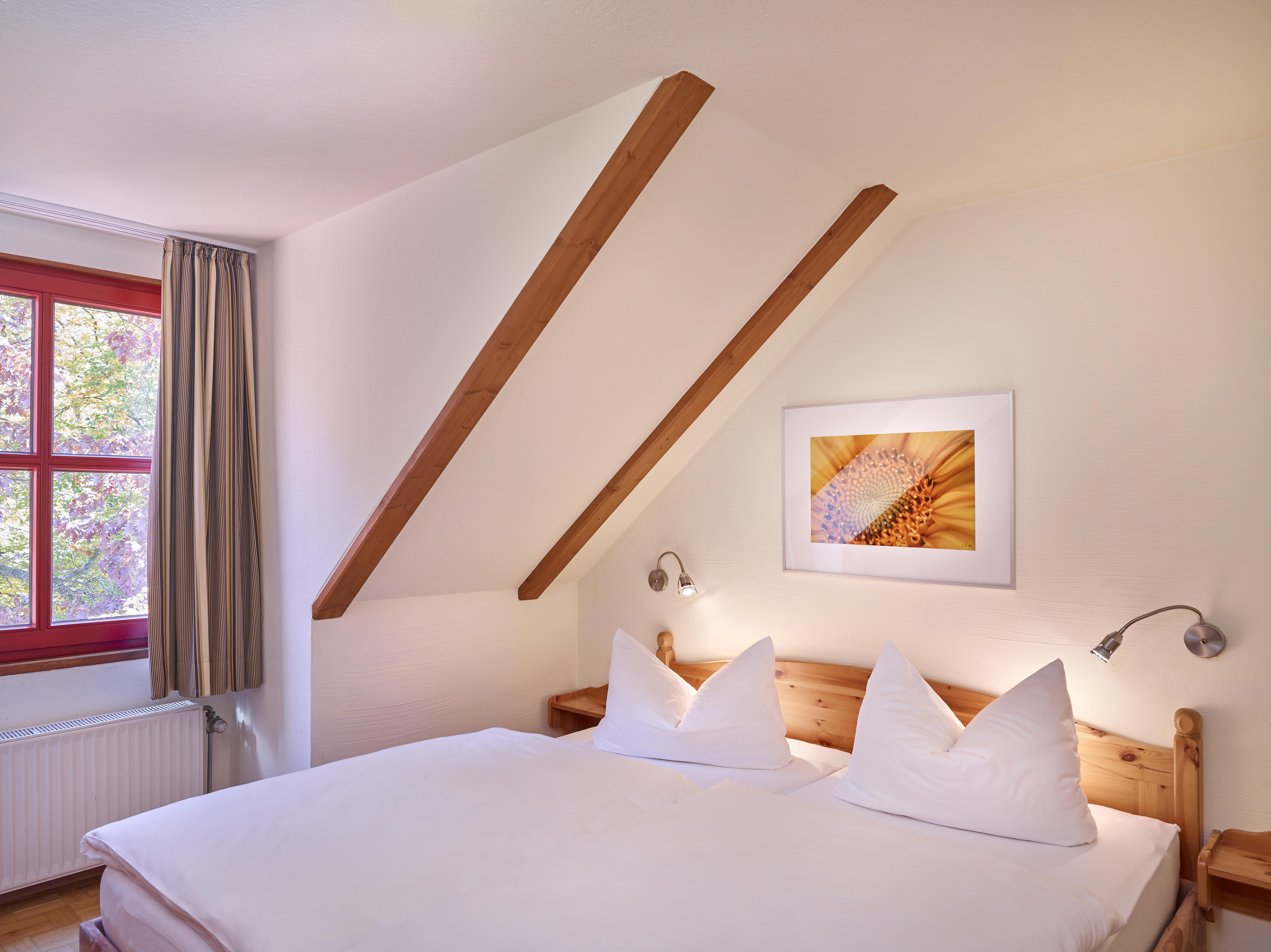 Hapimag Resort Braunlage - Schlafzimmer komfort