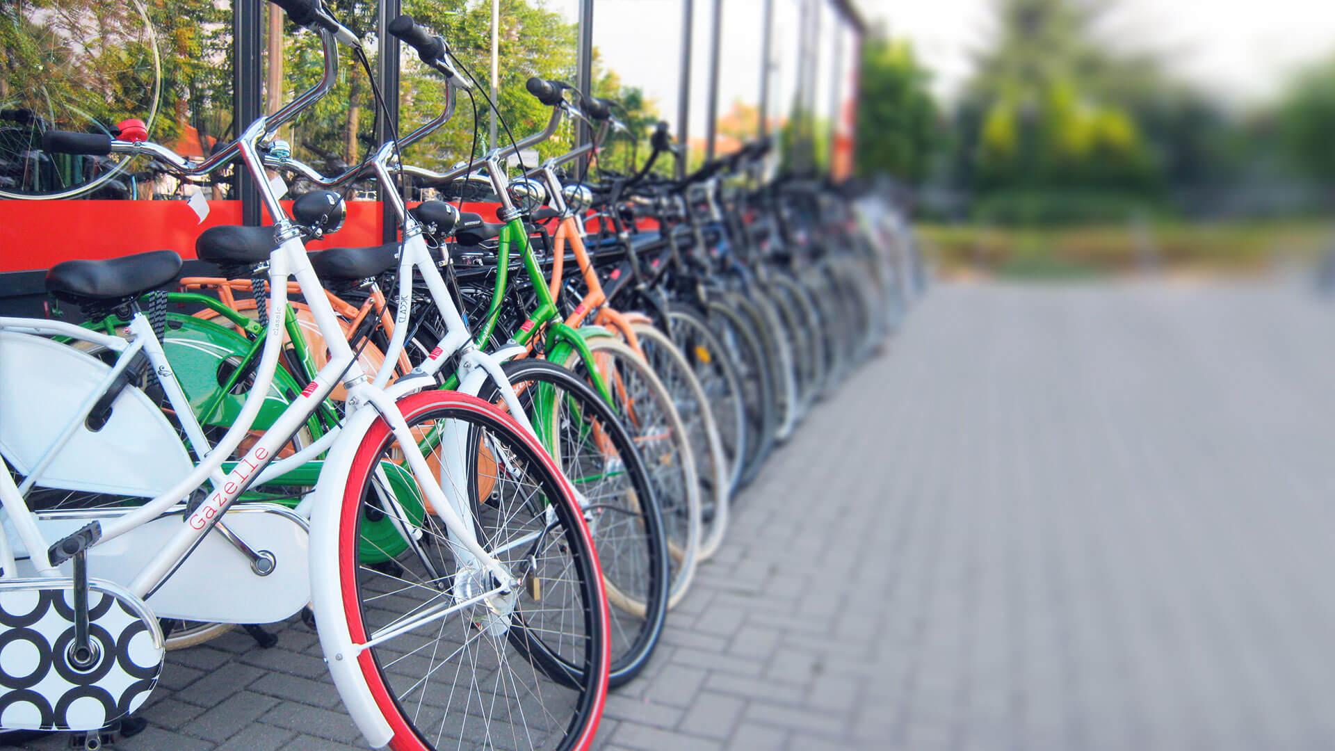 Fahrradladen Brand in Celle