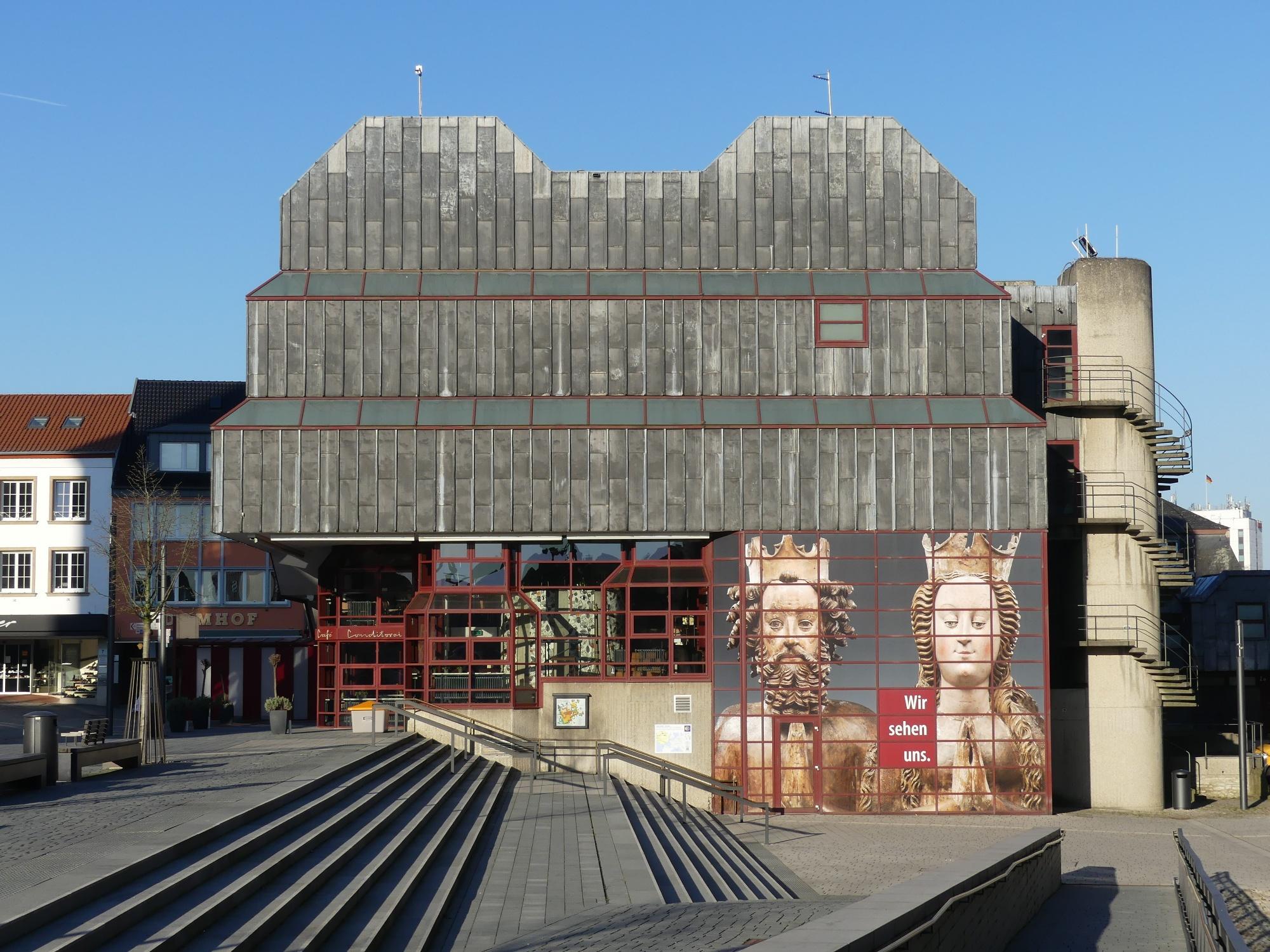 Diözesanmuseum - Ostseite
